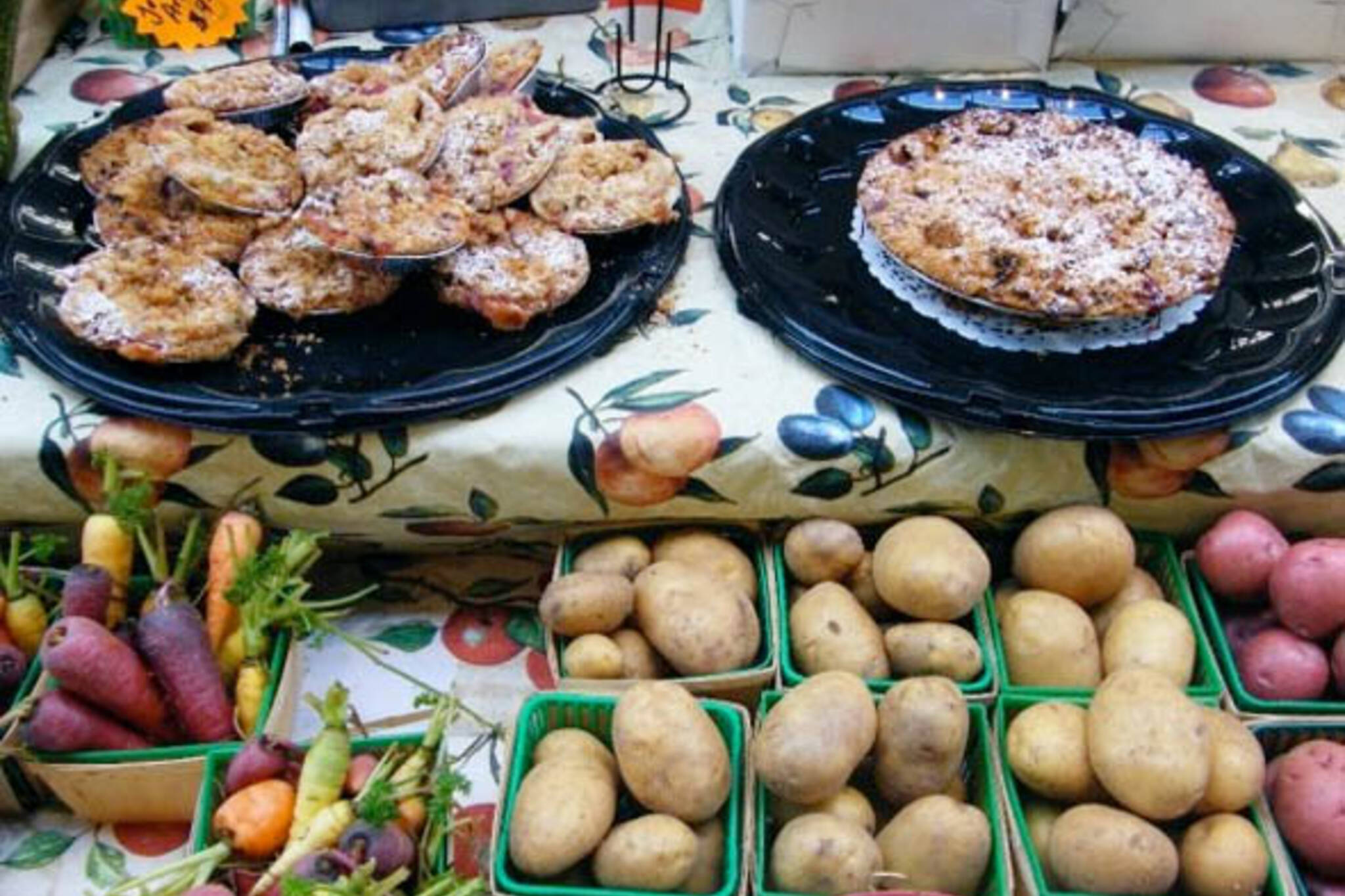 Wychwood Barns Farmers Market