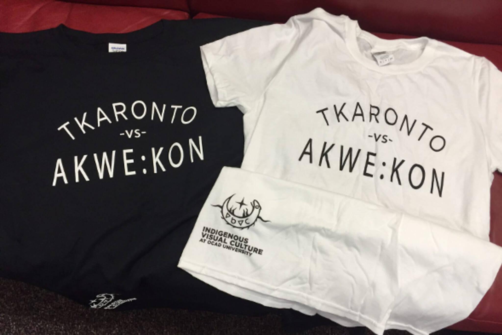 toronto shirts