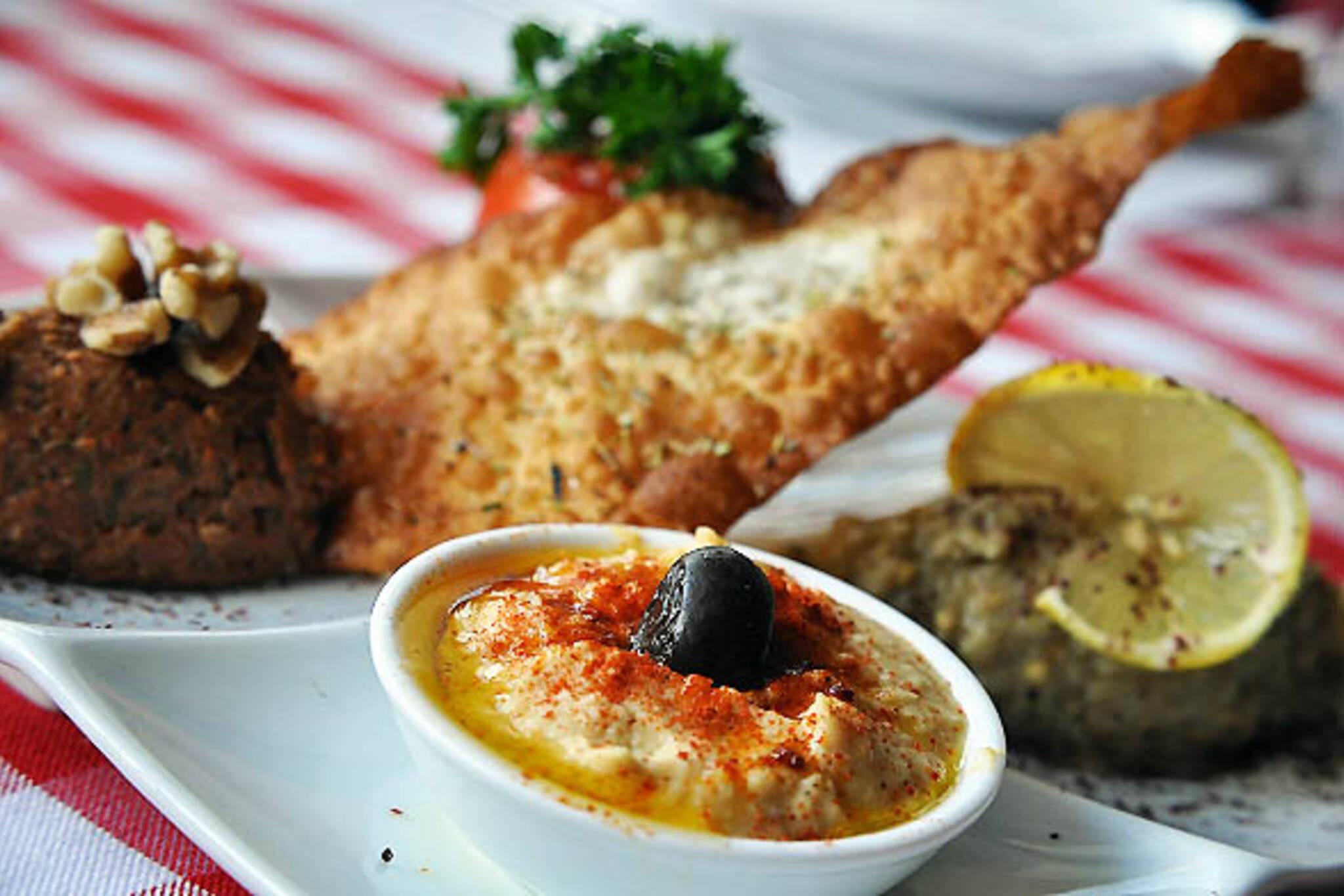 Turkish food Toronto