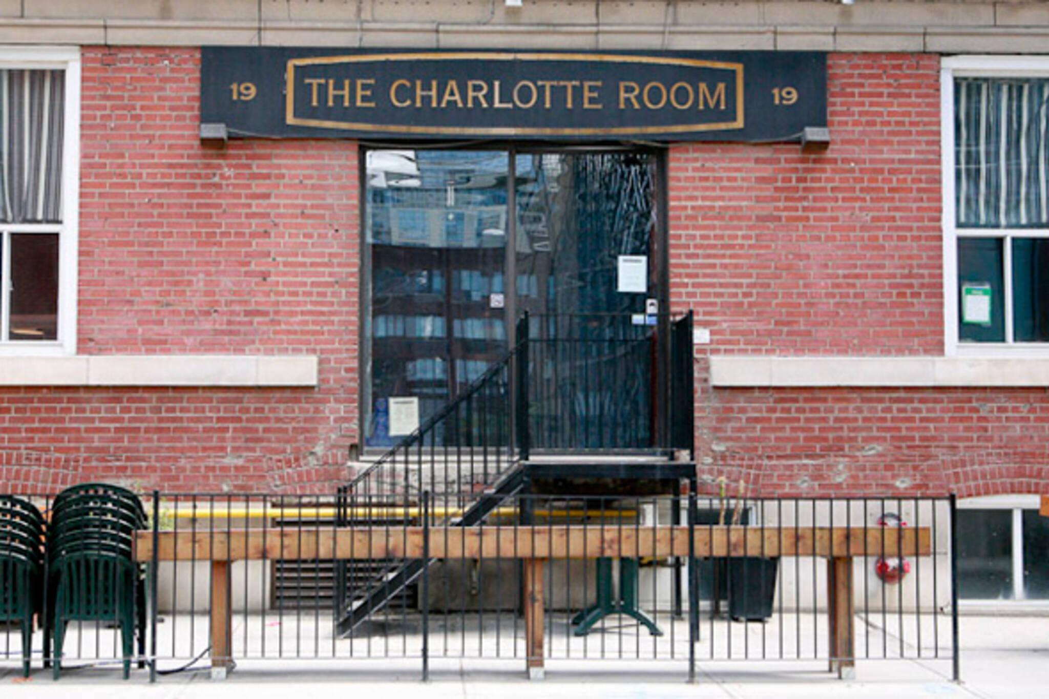 Charlotte Room Toronto