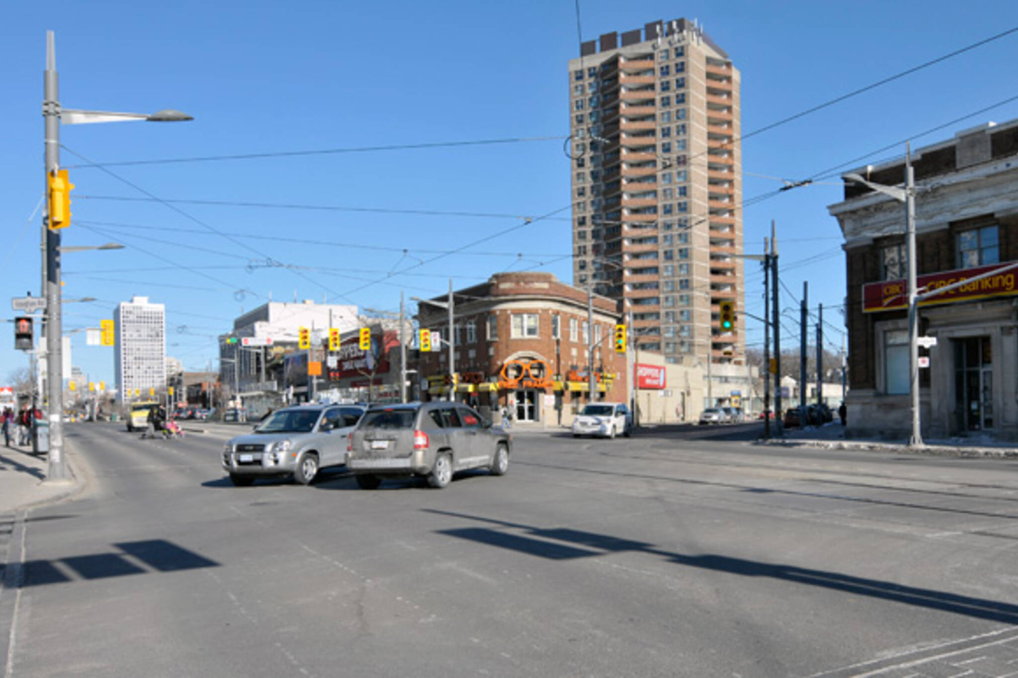 Worst Intersections in Toronto