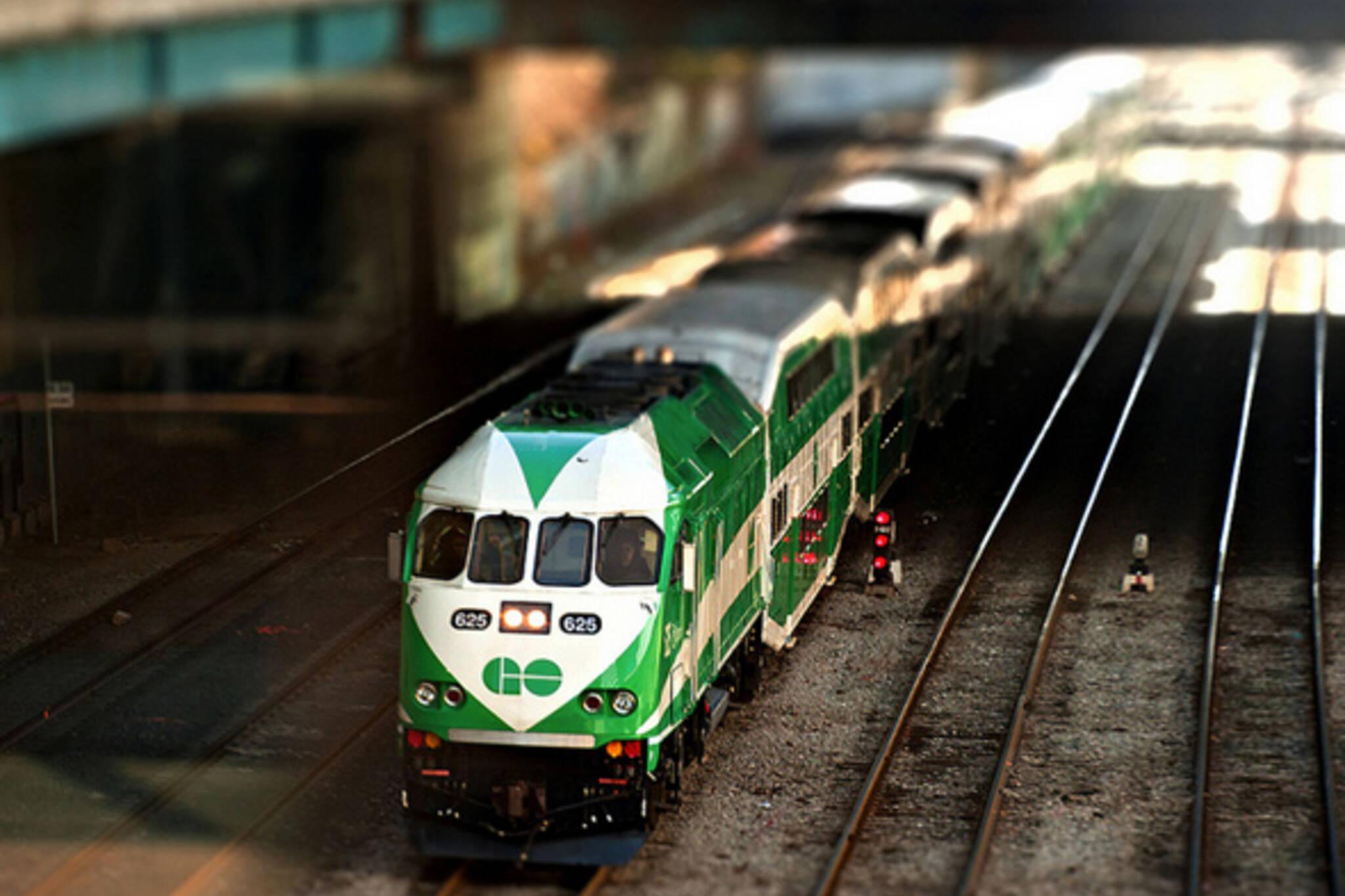 GO Transit Surface Subway