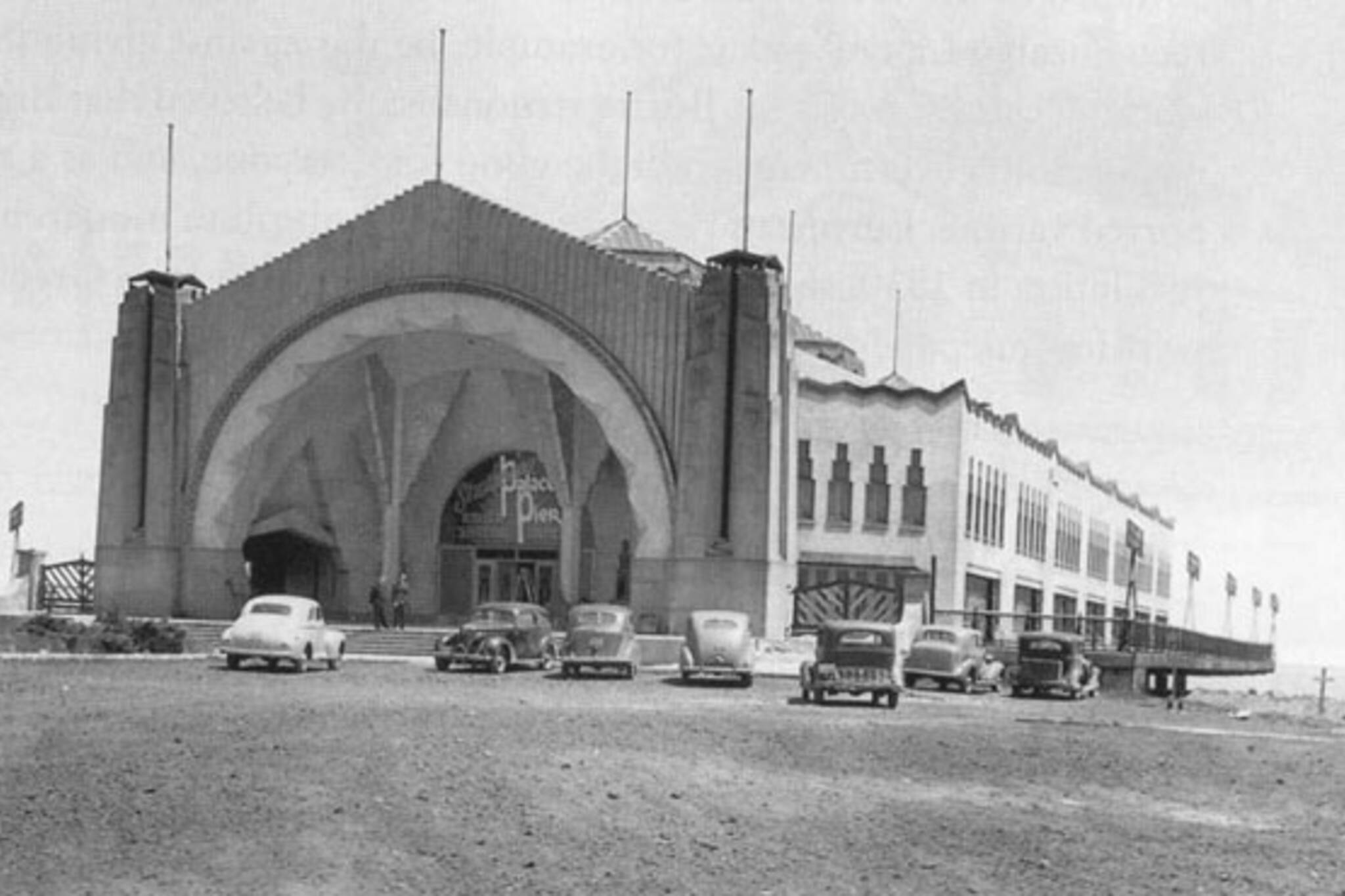 toronto palace pier