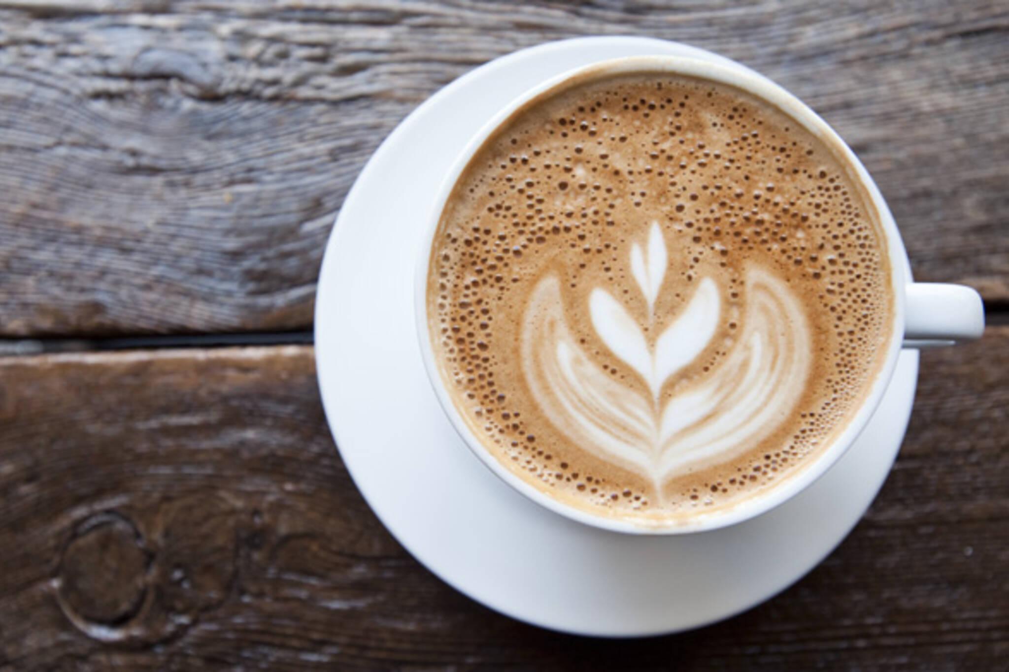 toronto free coffee