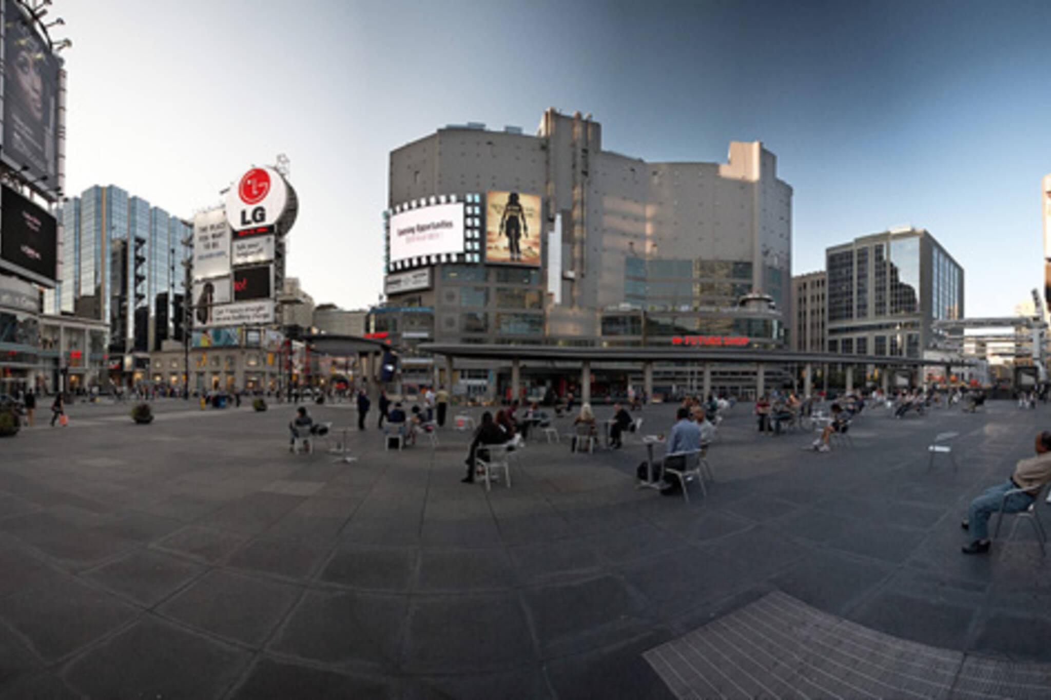 Yonge and Dundas Square
