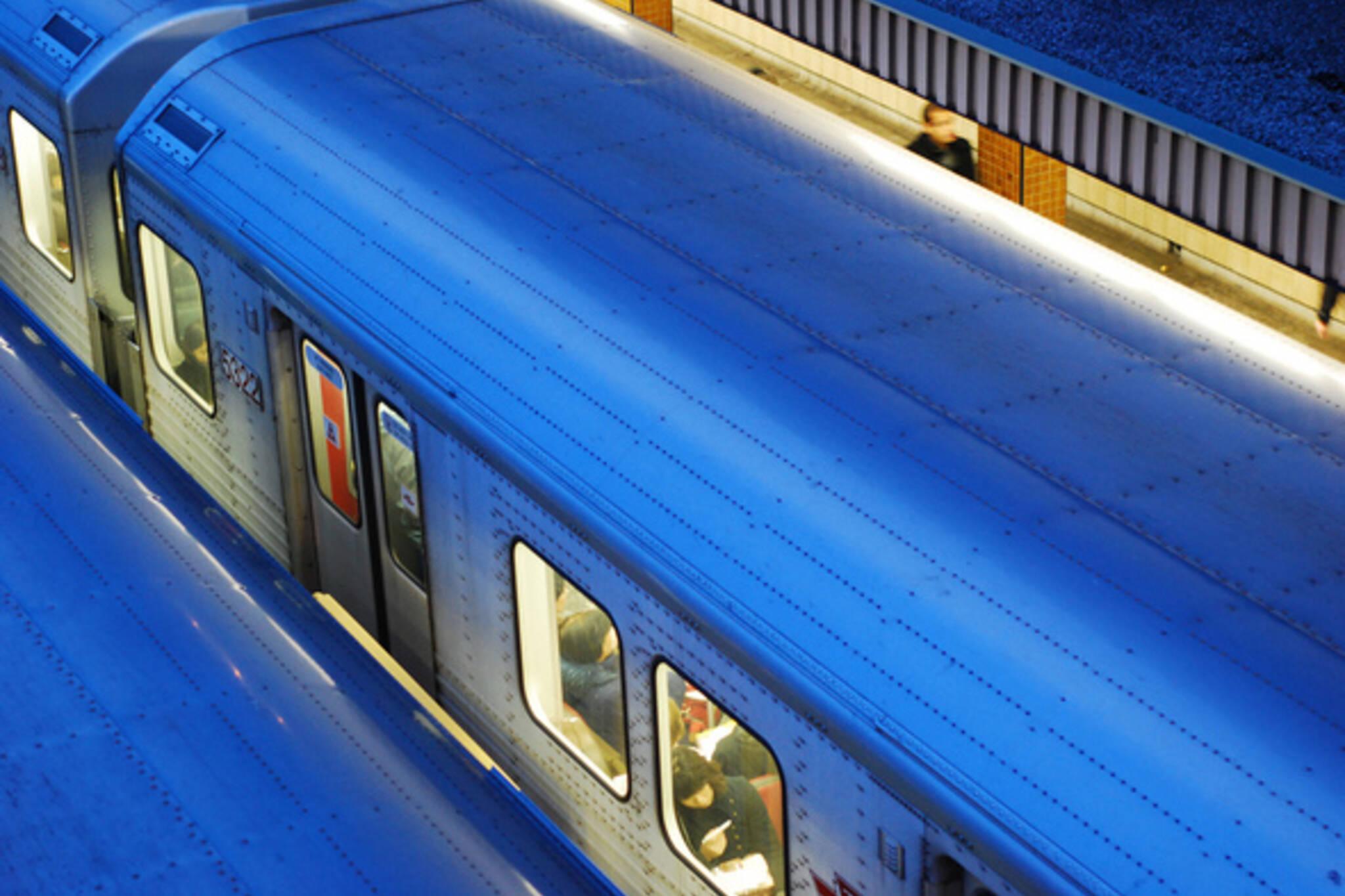 TTC Trains