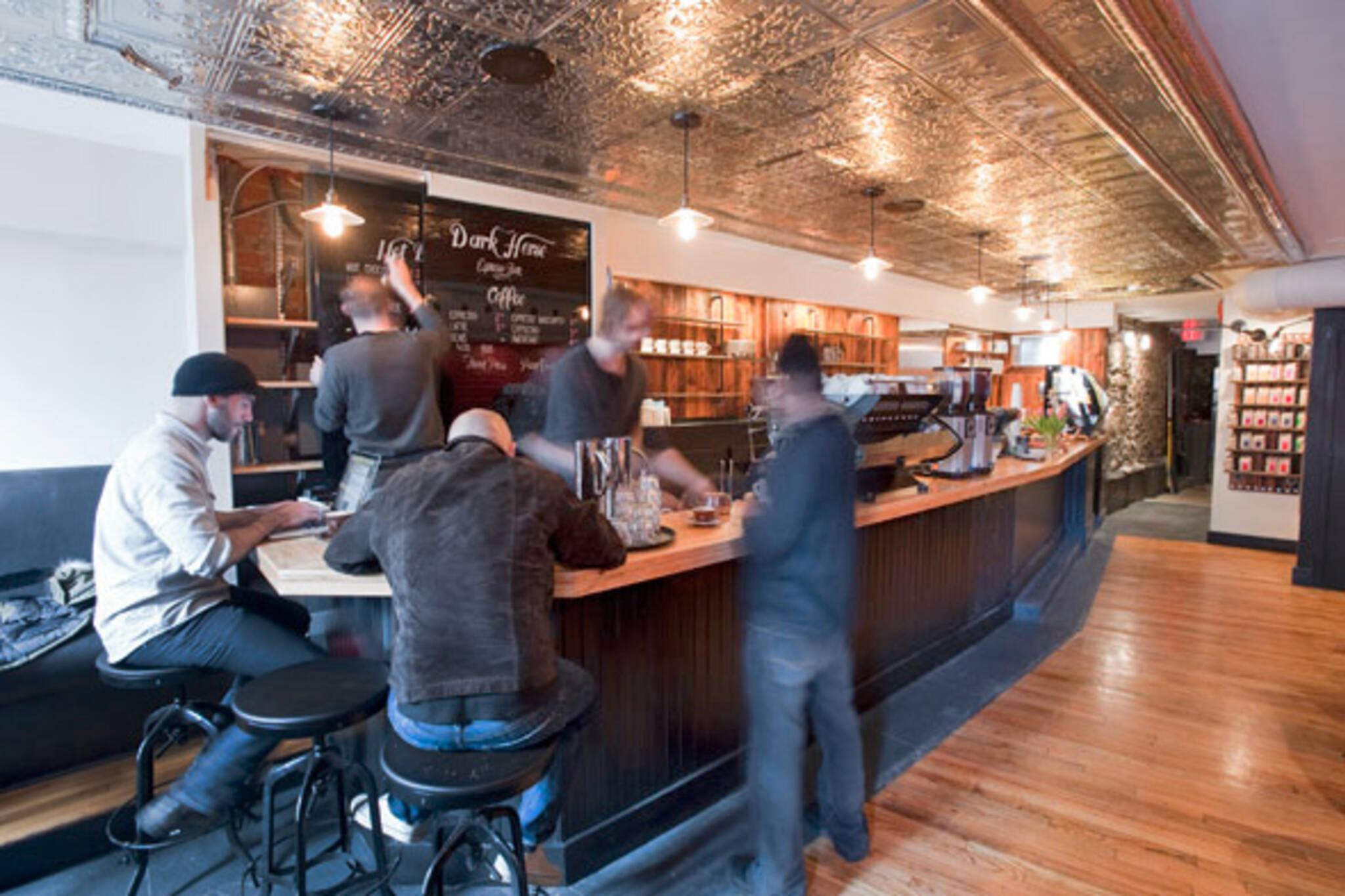 Cafe Club District