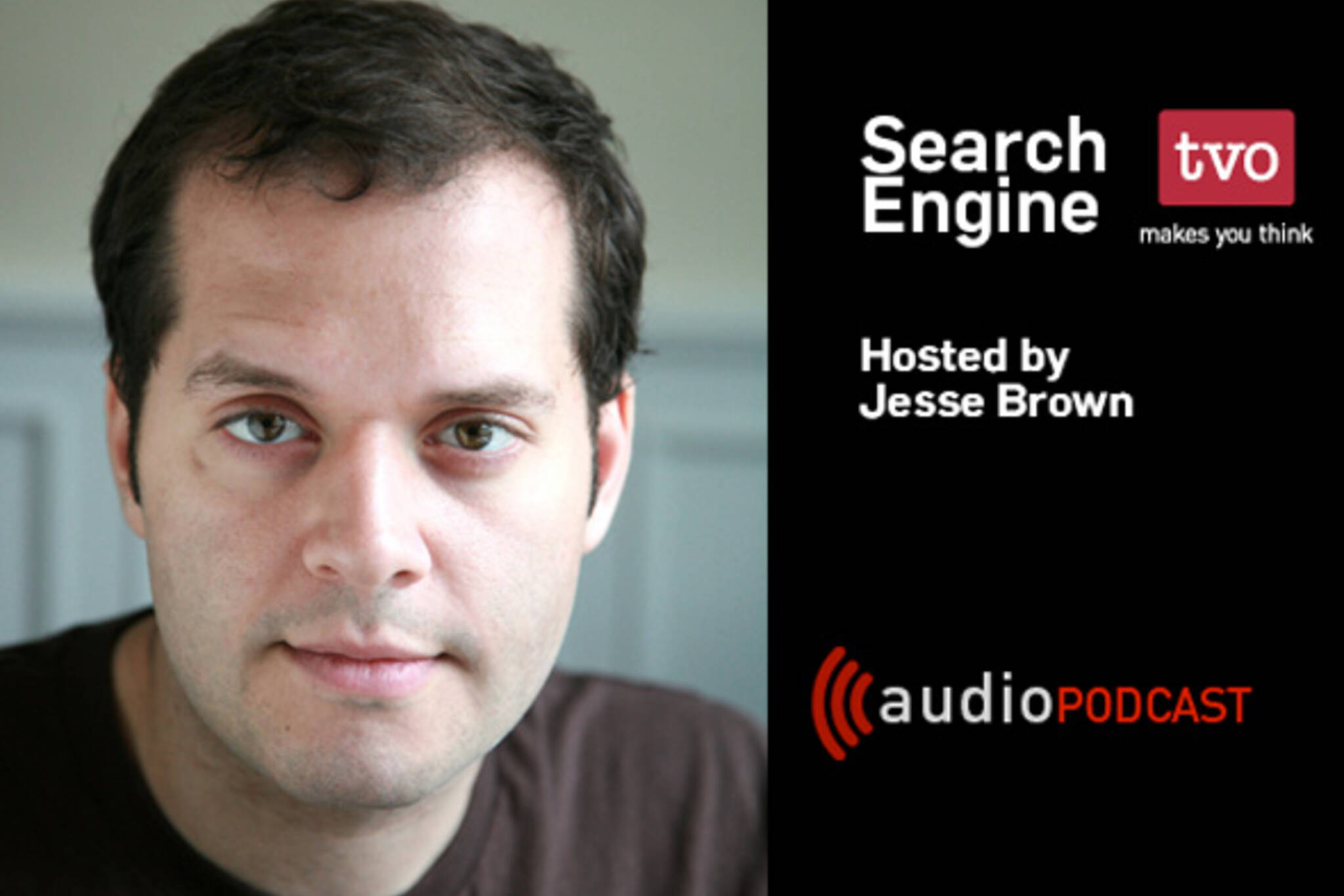 Jesse Brown of TVO's Search Engine