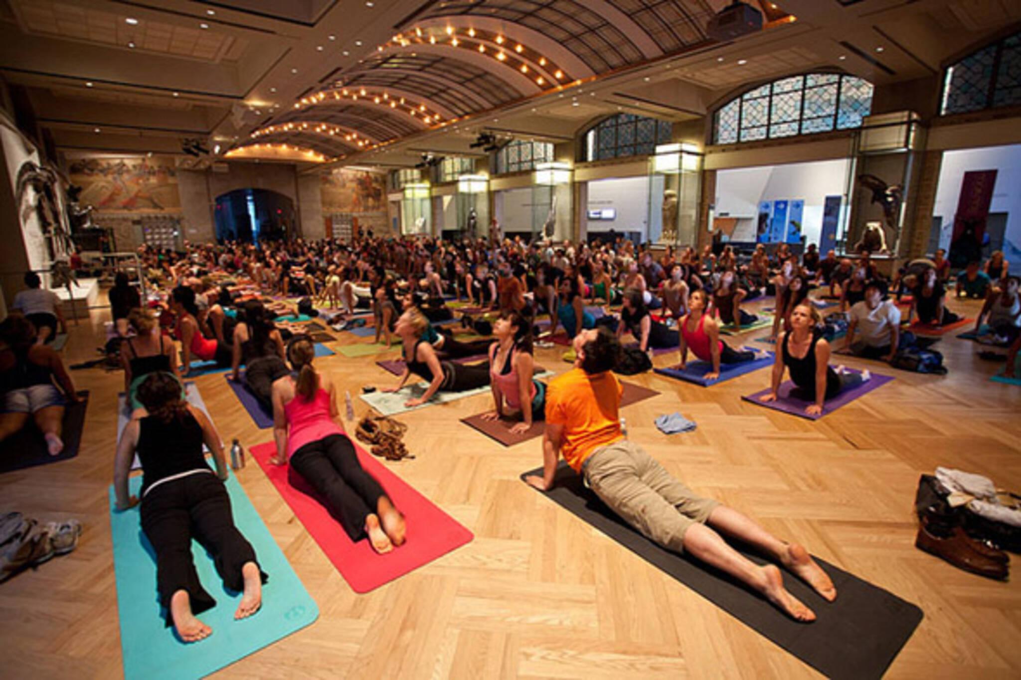 yoga, studio, space