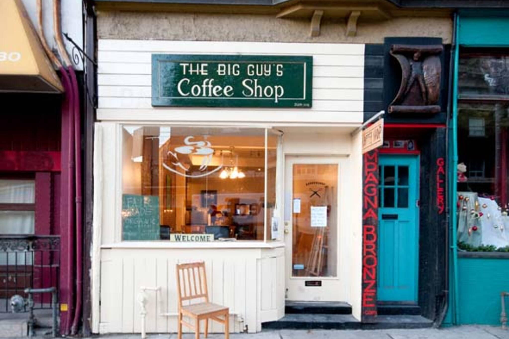 coffee shop Parkdale