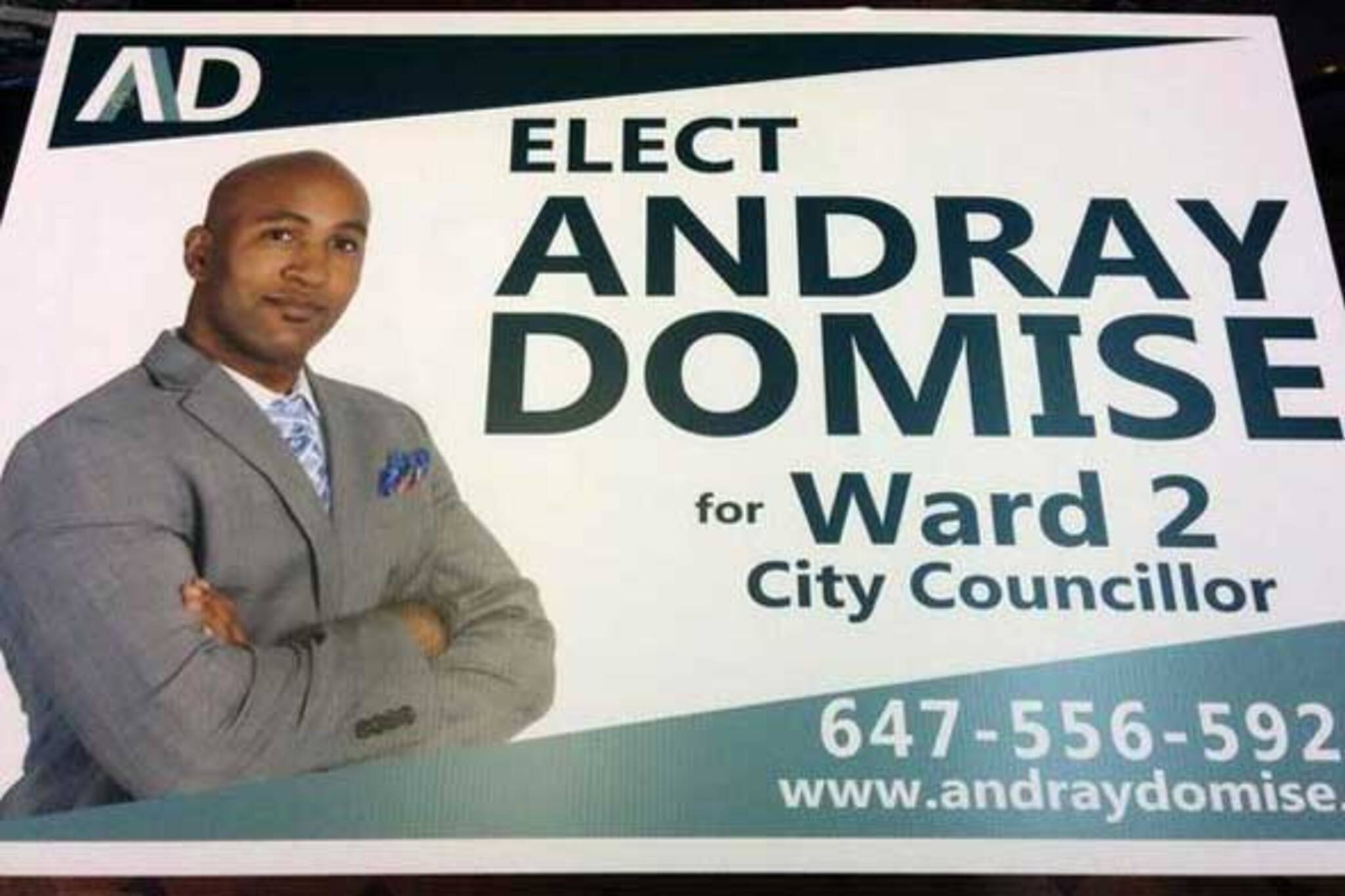 Andray Domise