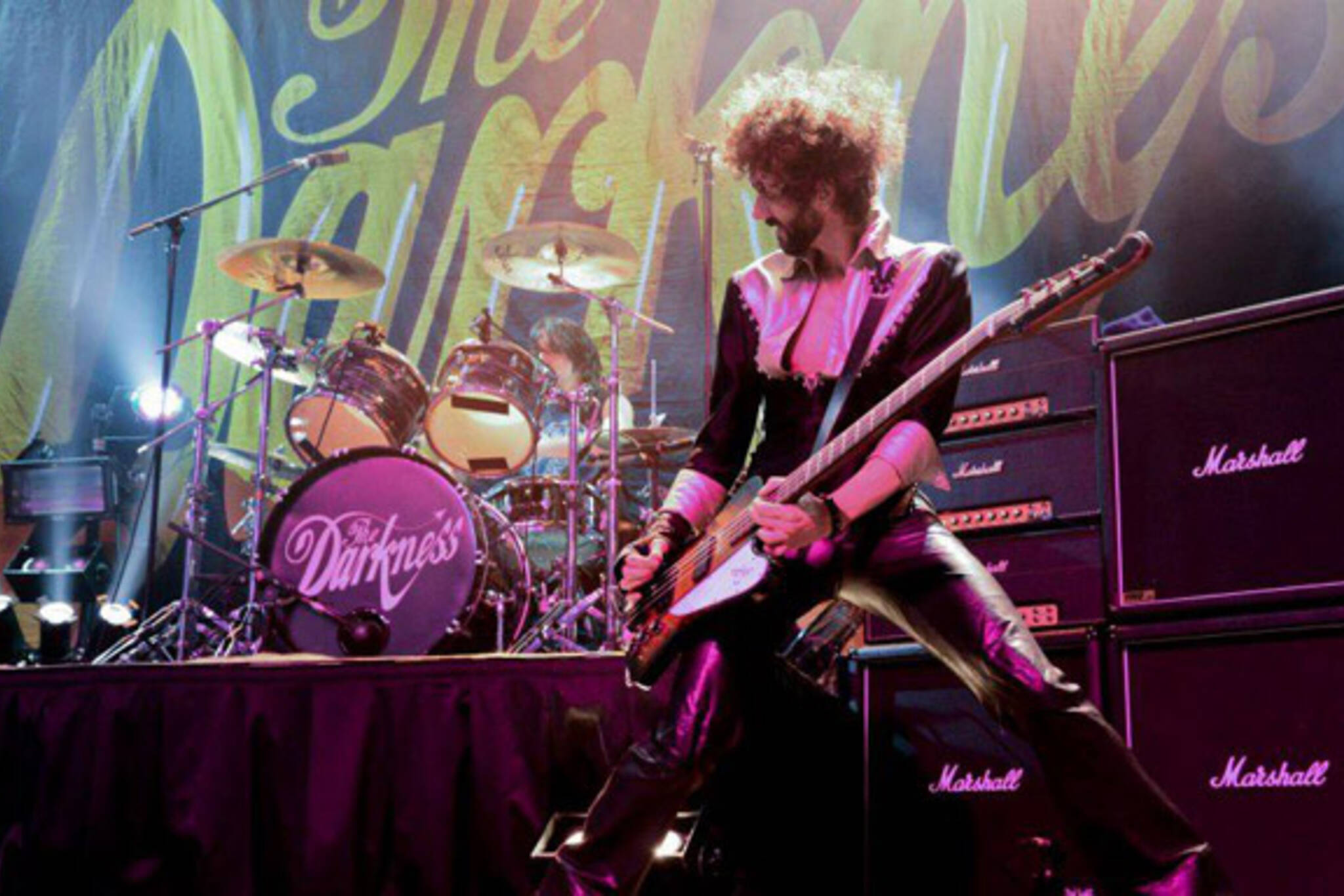 The Darkness band