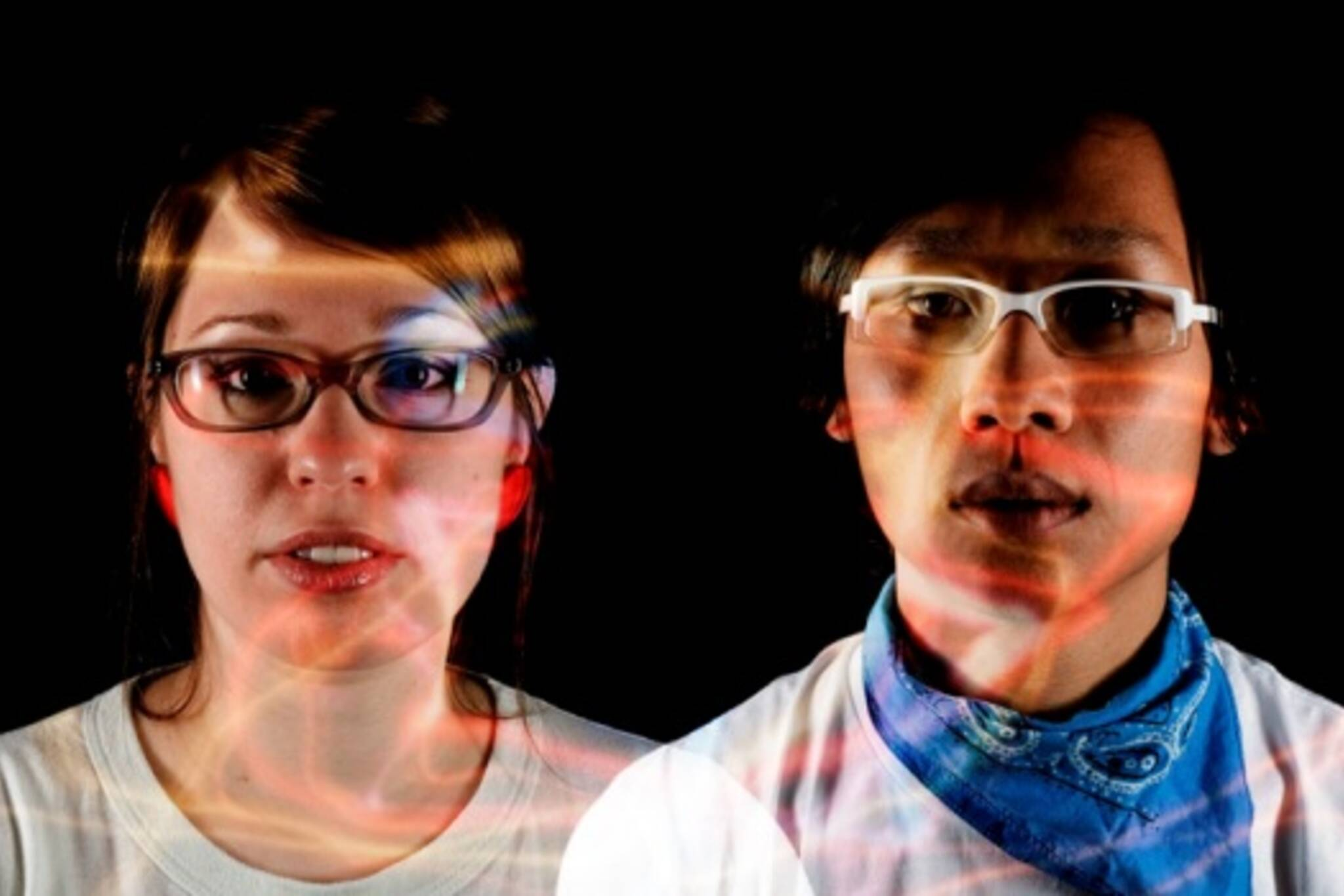 Hexes & Ohs' Heidi Donnelly and Edmund Lam