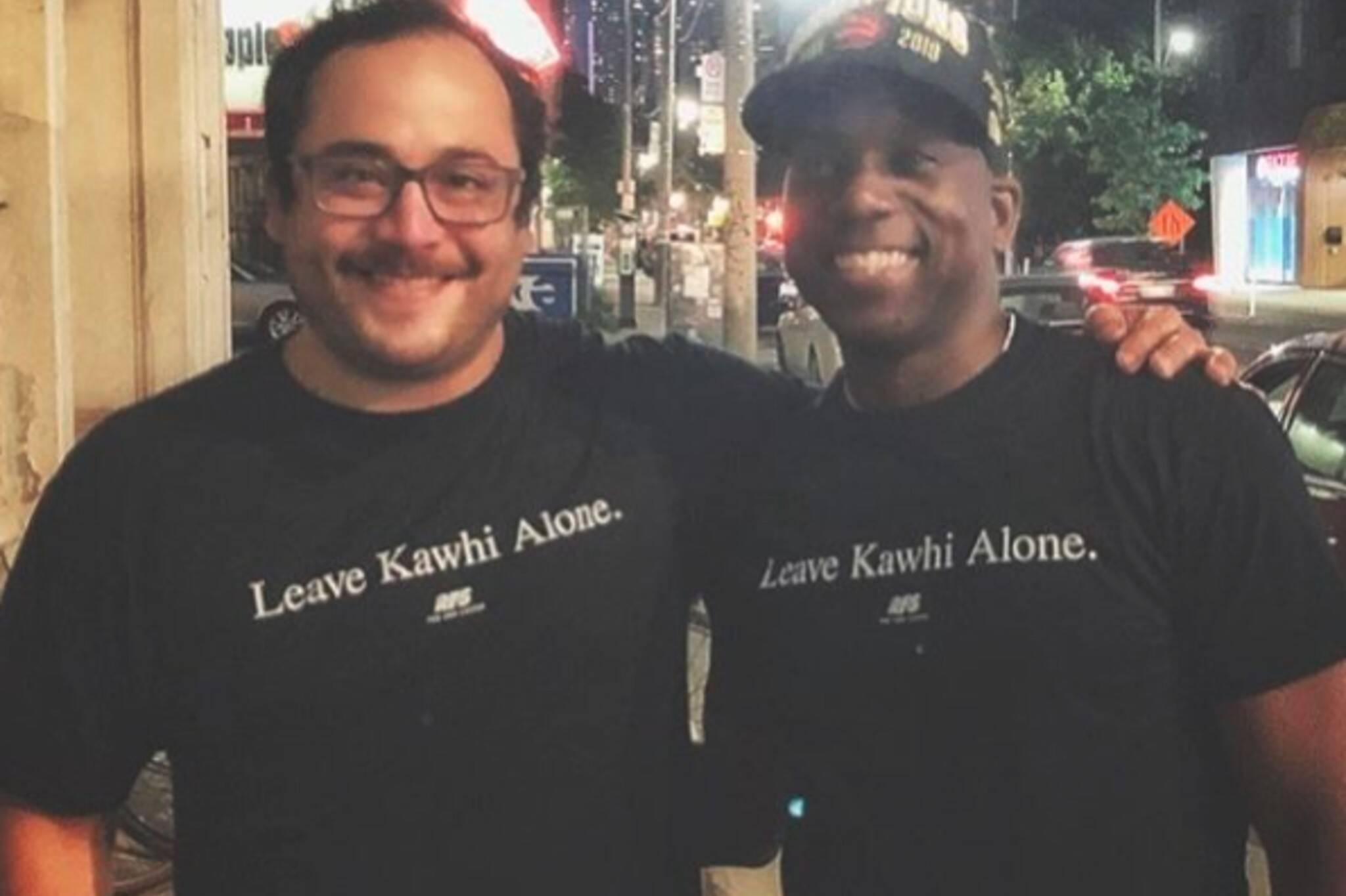 Kawhi Leonard Shirts