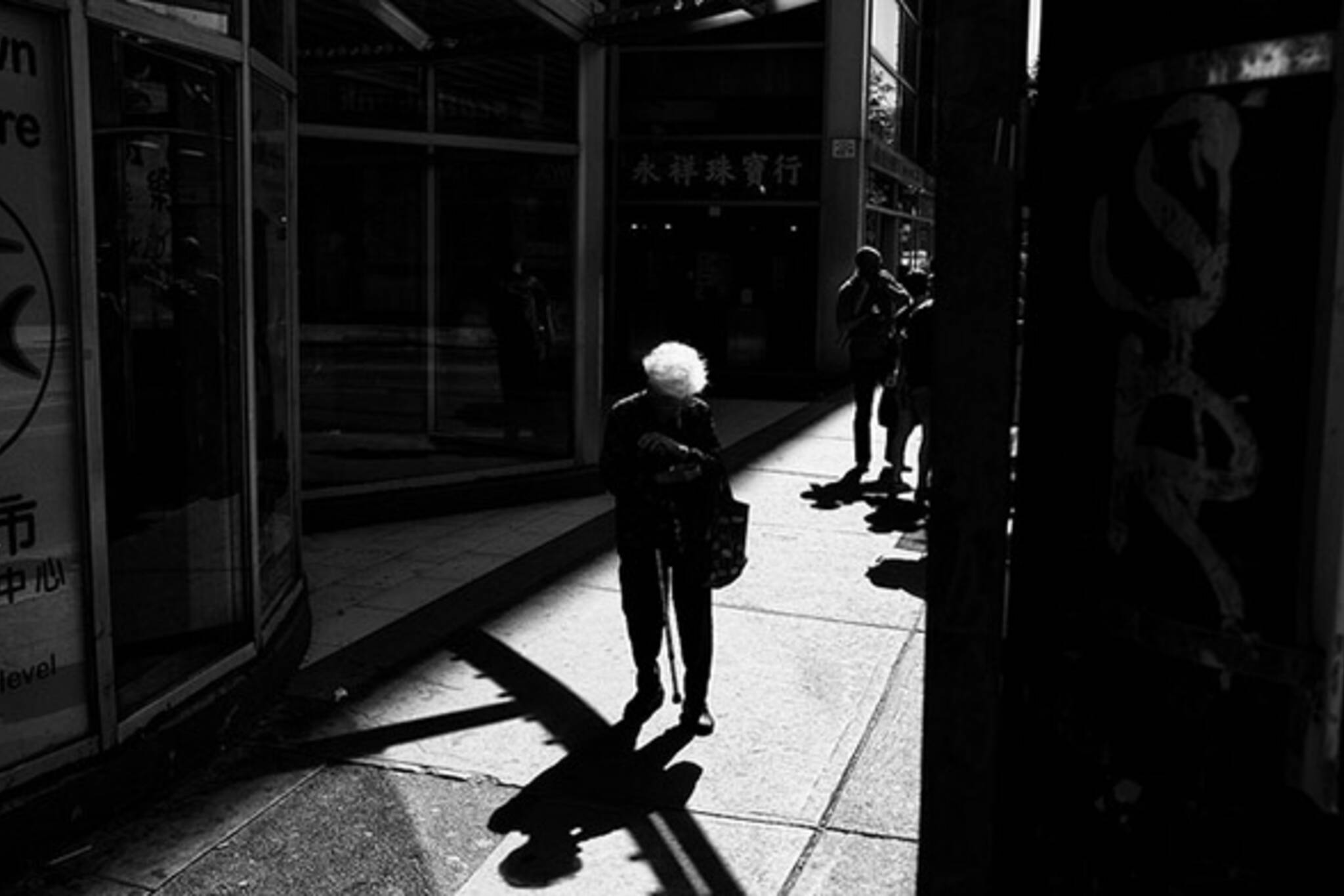 life in shadows