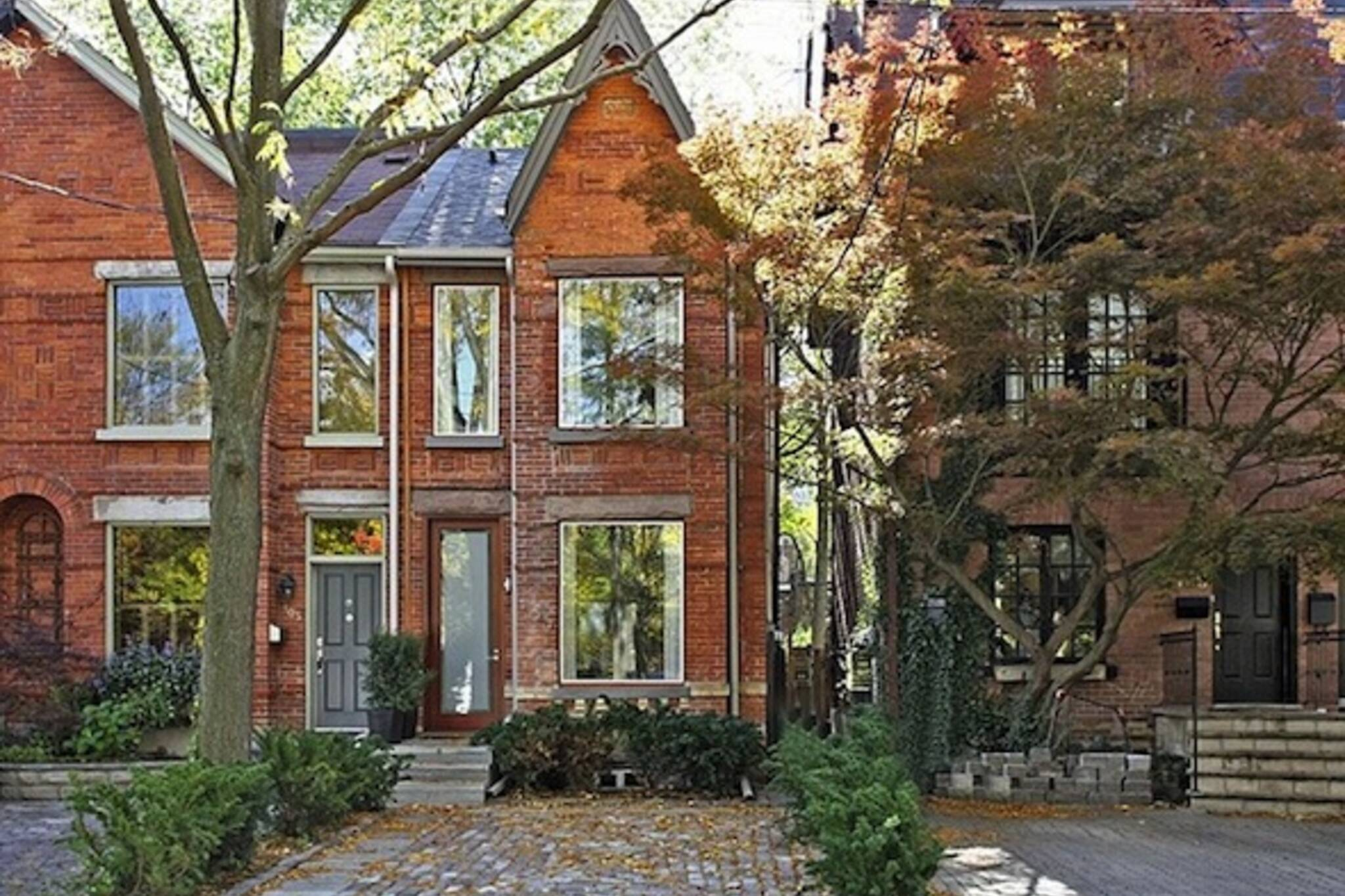 107 Marlborough Avenue Toronto