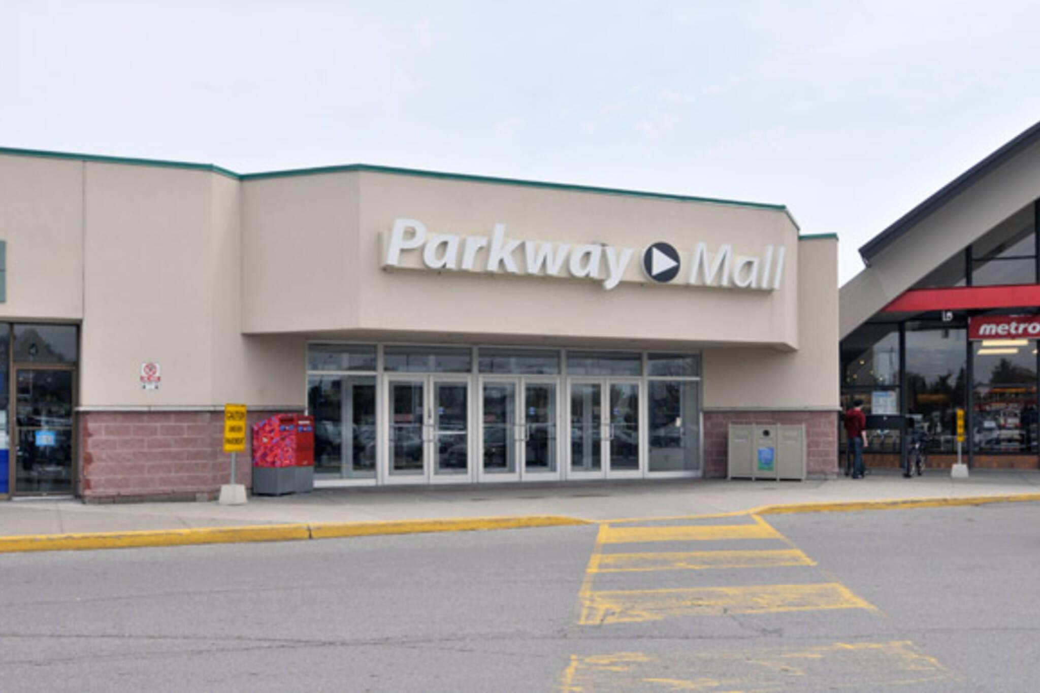 Parkway Mall Toronto