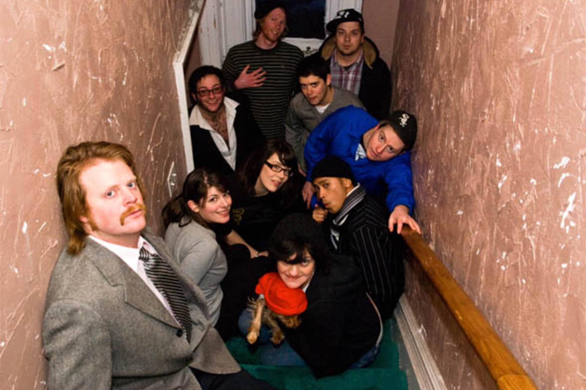 Toronto skit gang THE BOOM
