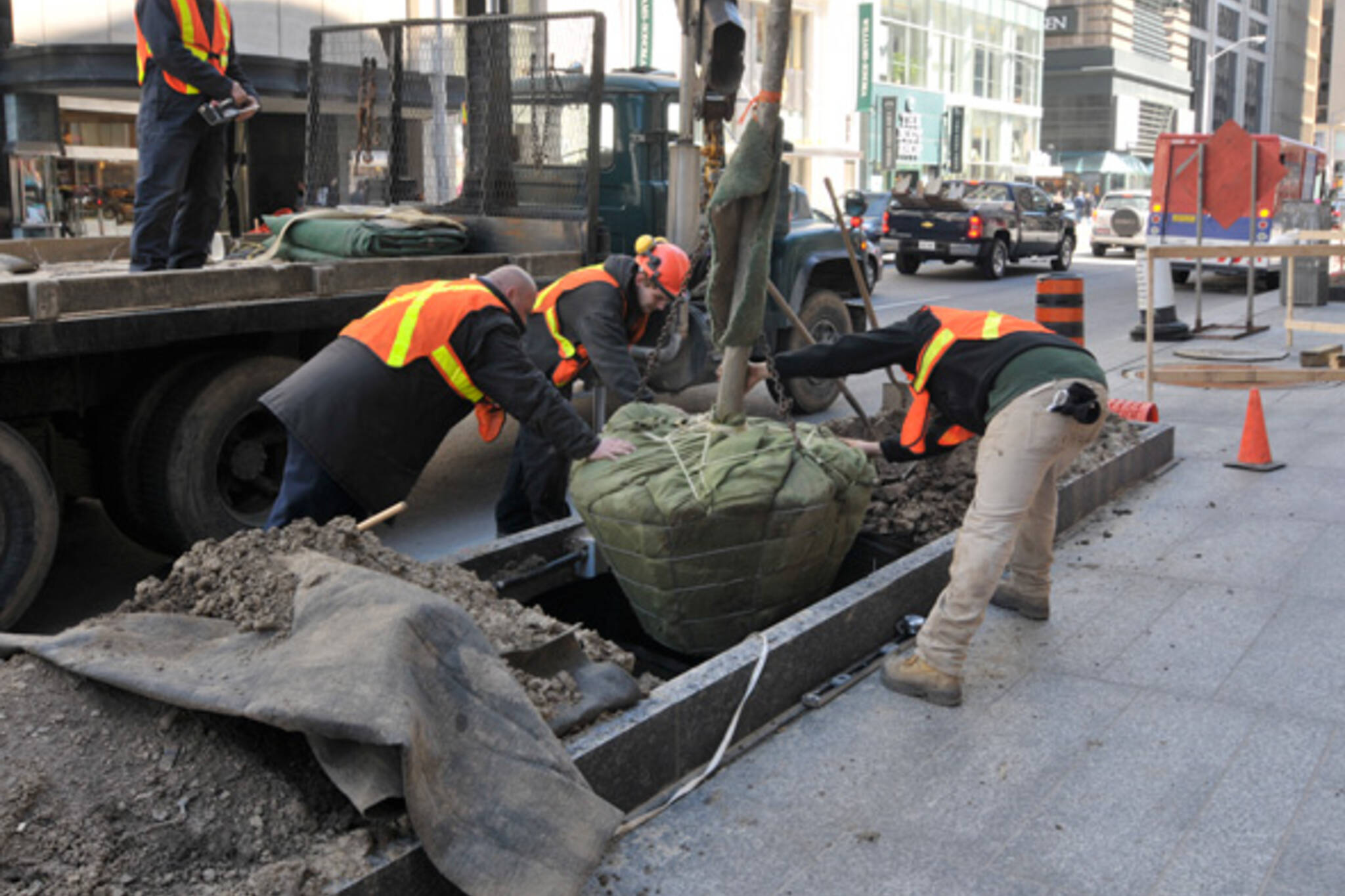 Bloor Street Transformation Project