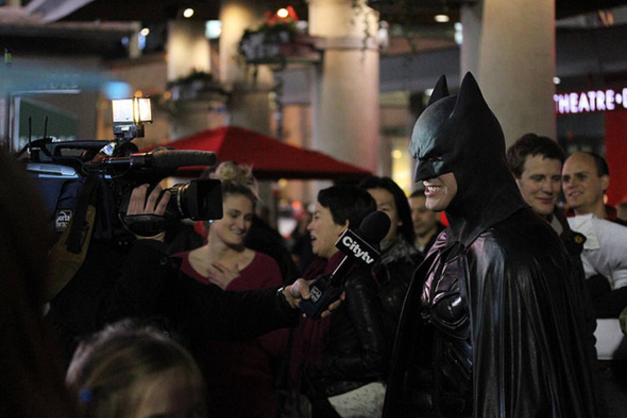 batman in town