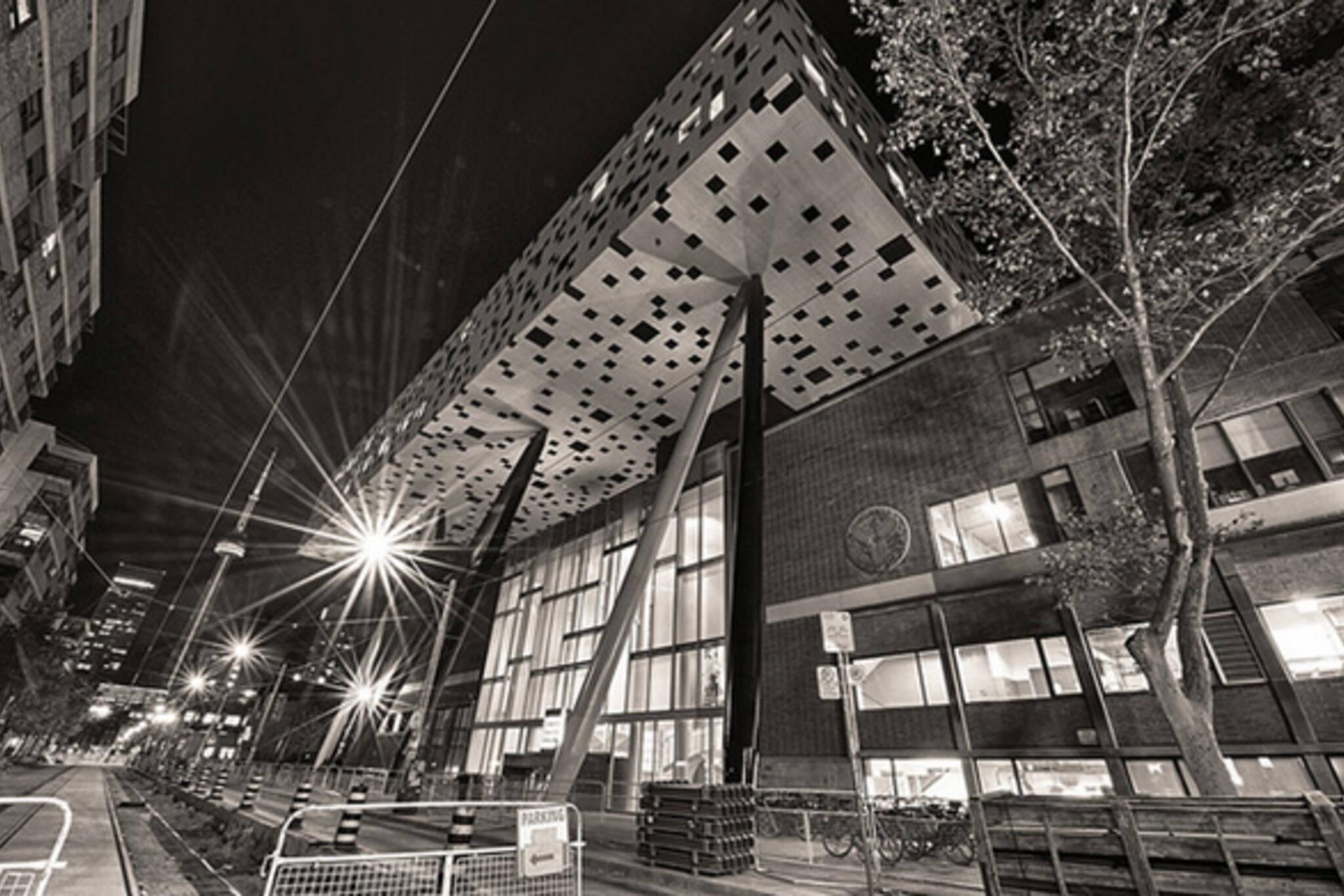 OCAD Building Toronto