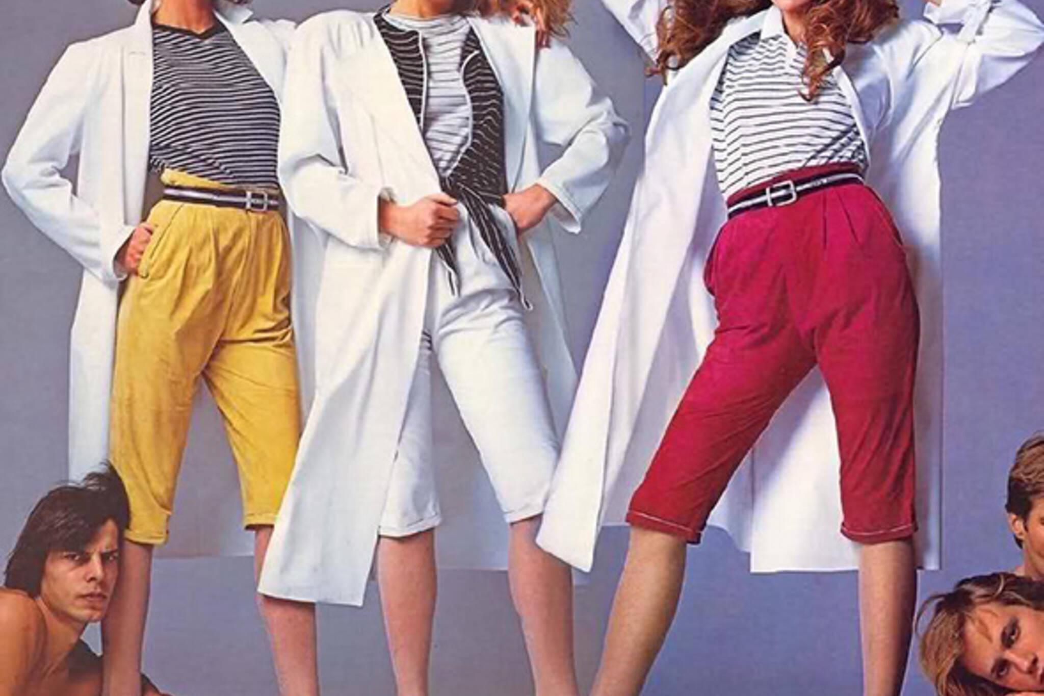 1980s fashion toronto