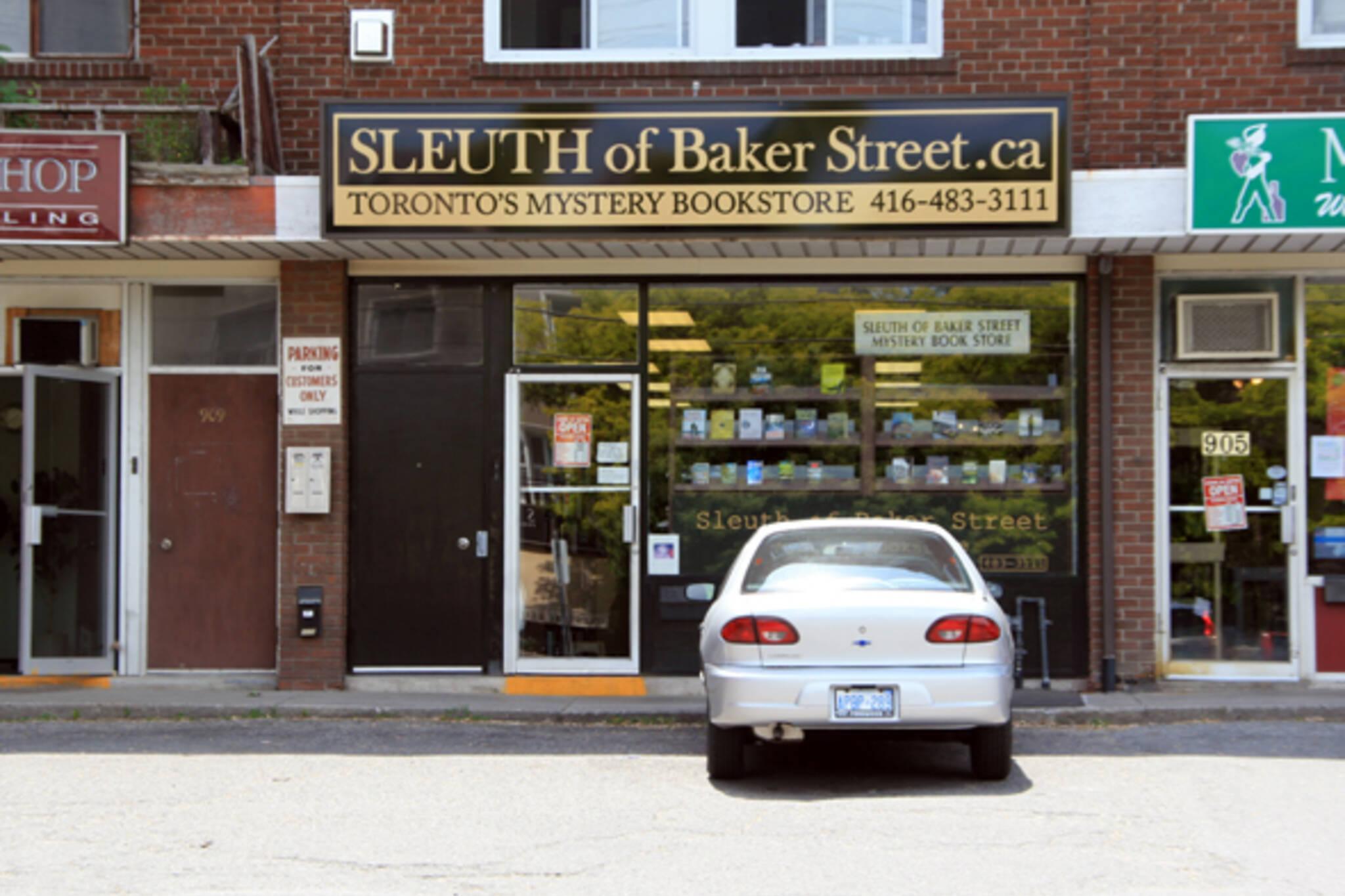 Sleuth of Baker Street