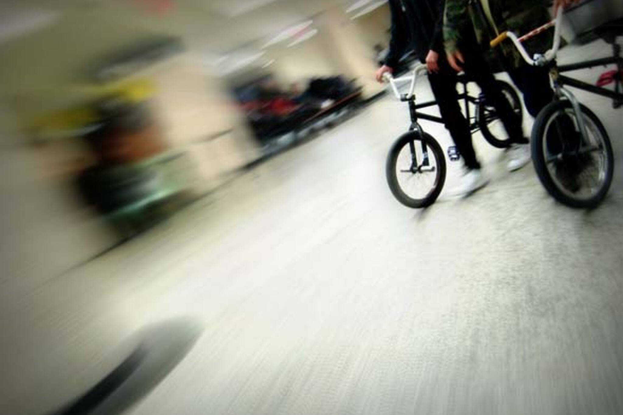 BMX Meets Union Station by nataschalcd