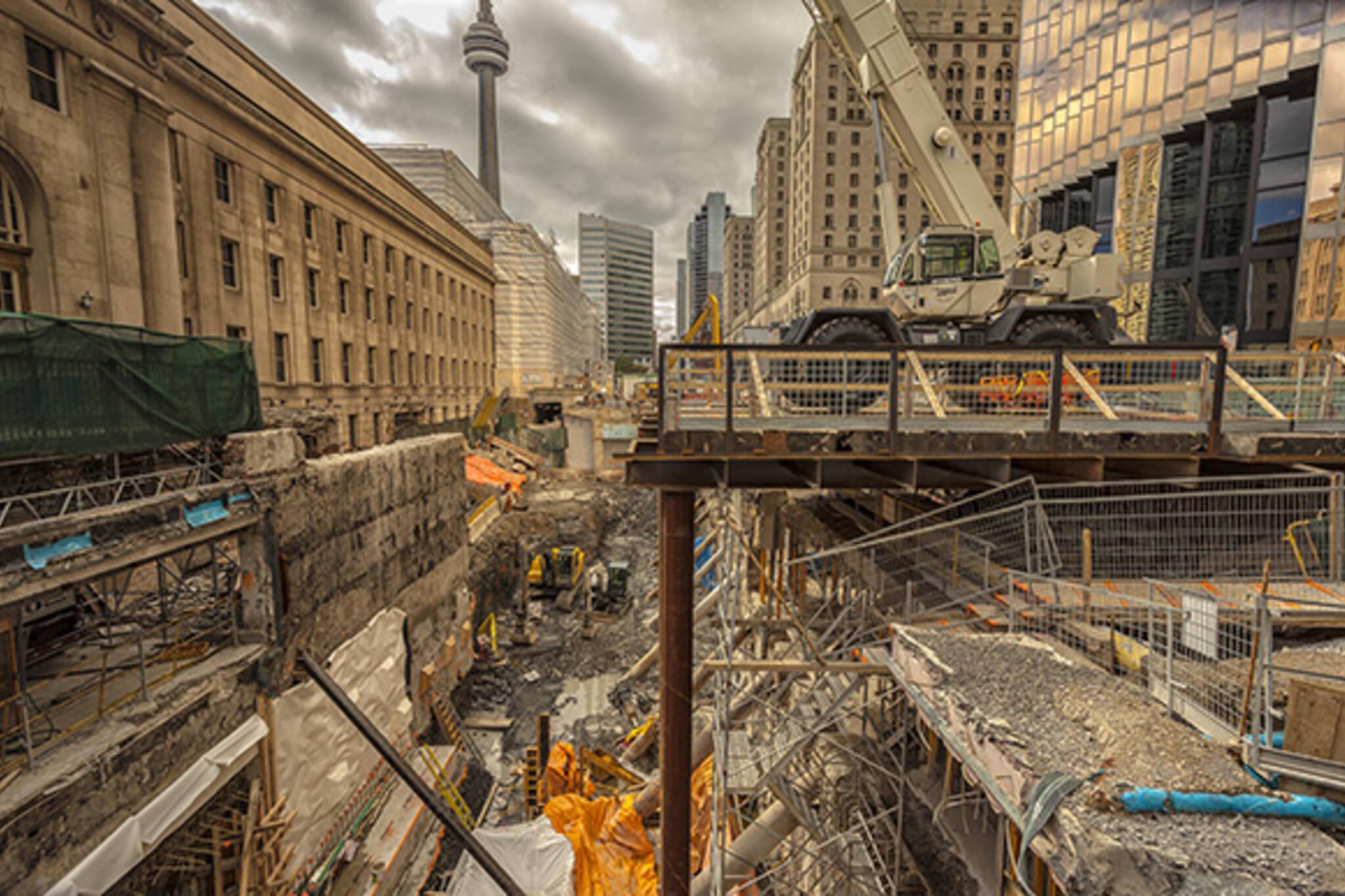 Union Station renovations