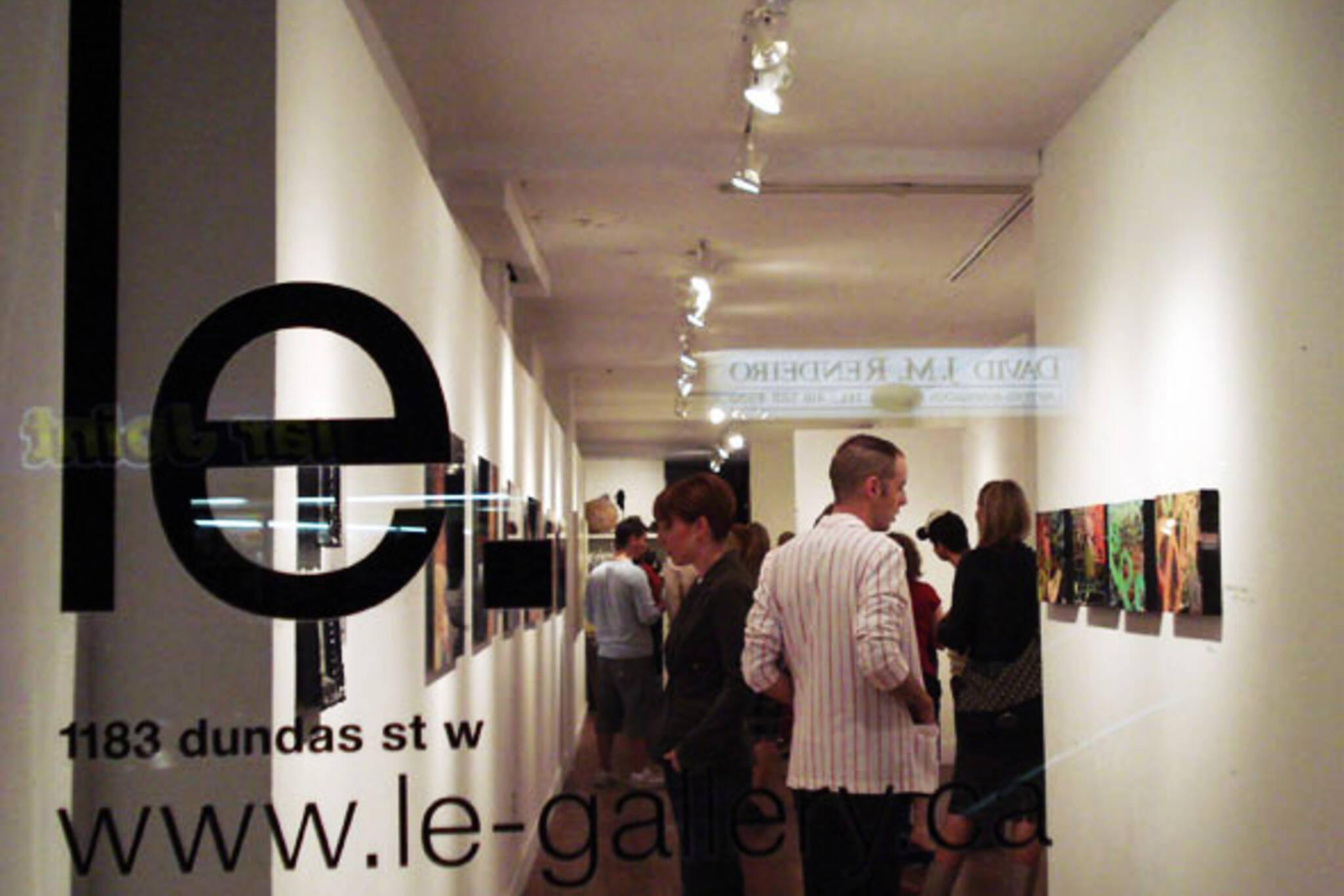 Will Kucey Gallery Toronto