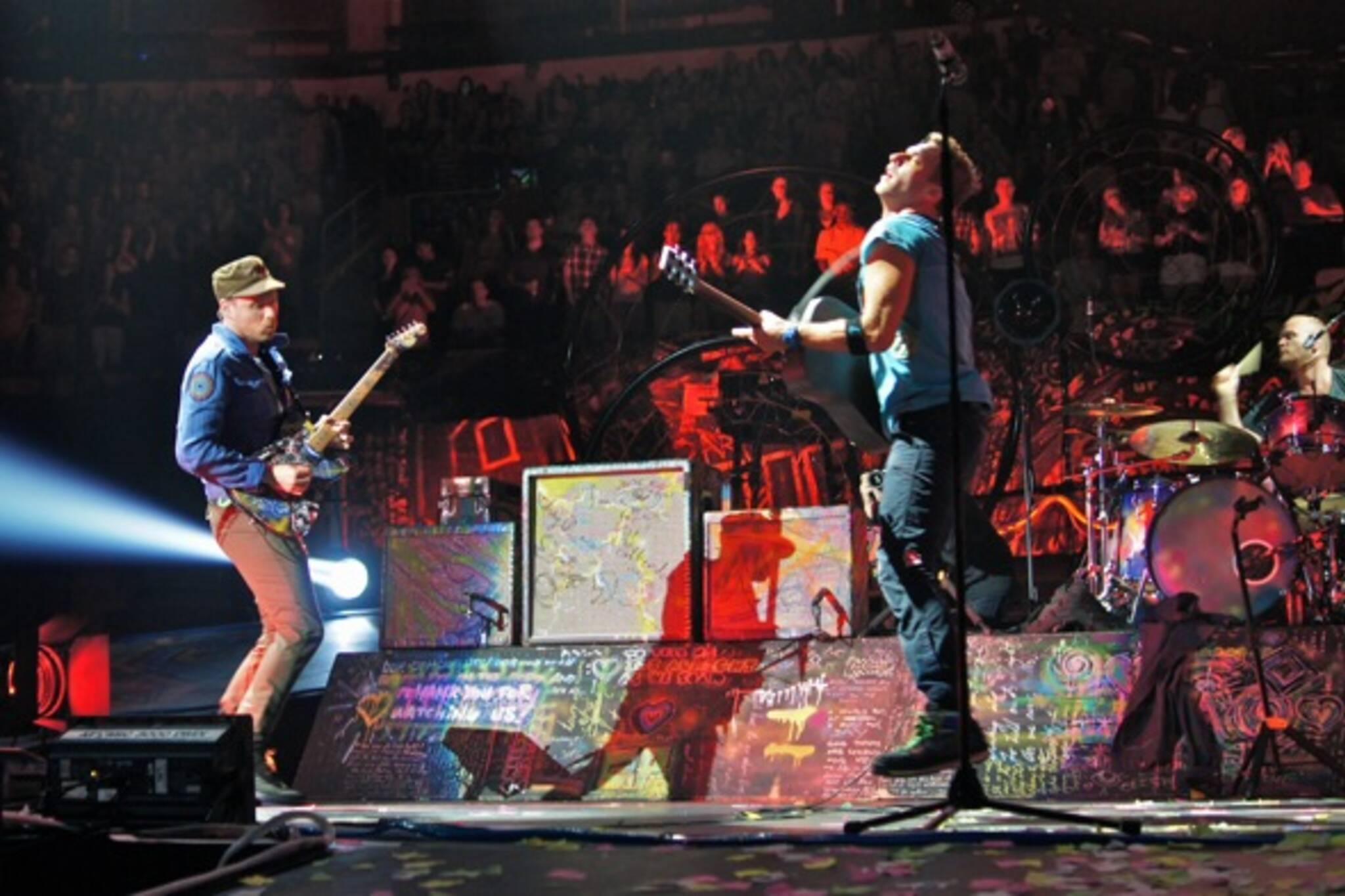 Coldplay at the Air Canada Centre