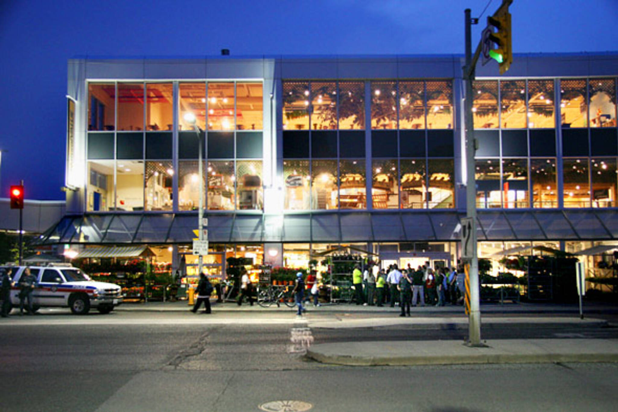 Bomb-threat at Forest Hill Loblaws