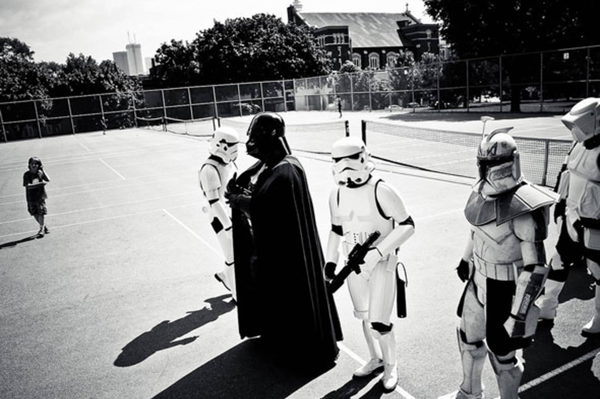Darth Vader Toronto