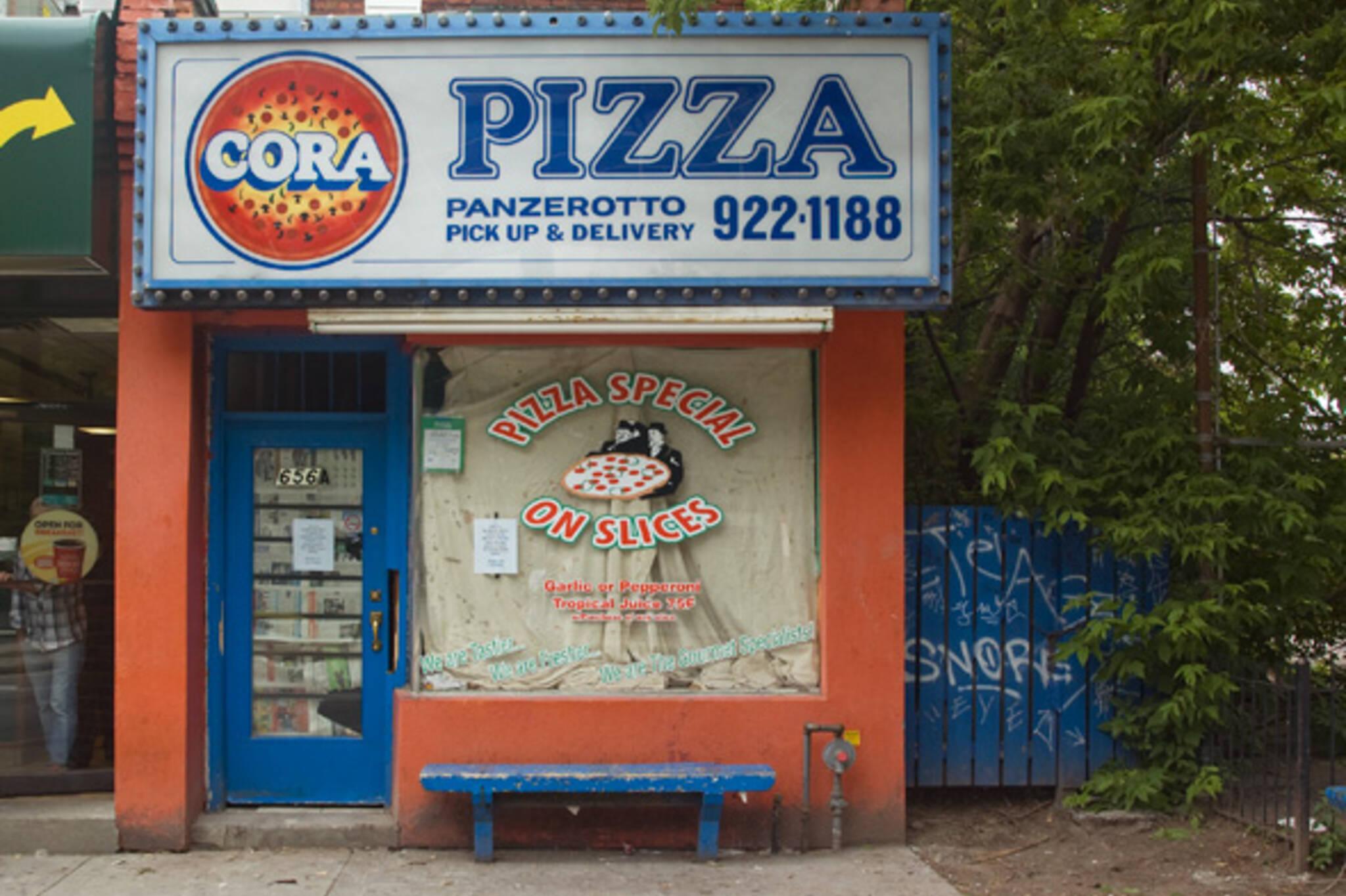Cora Pizza closed