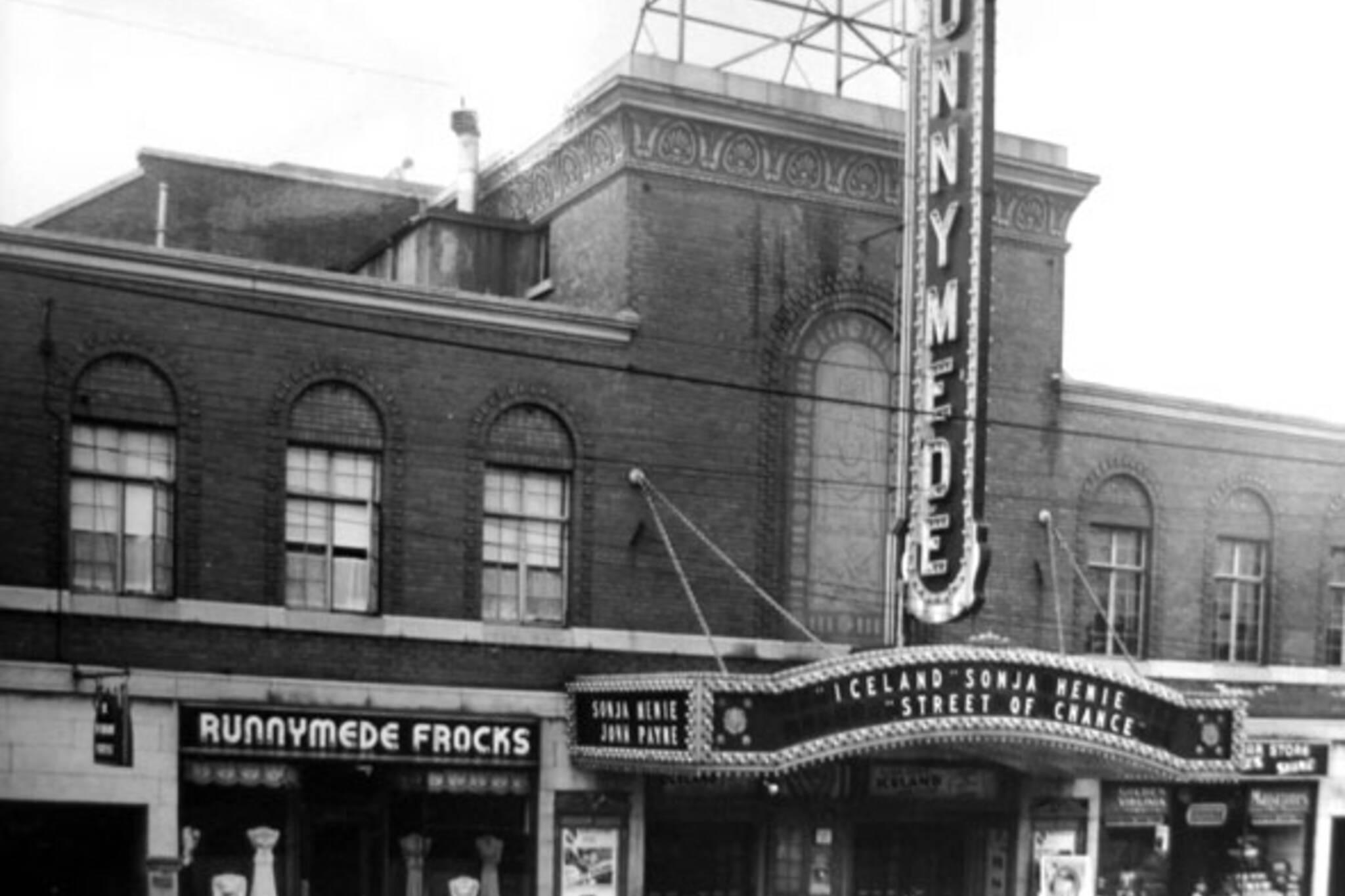 toronto runnymede theatre