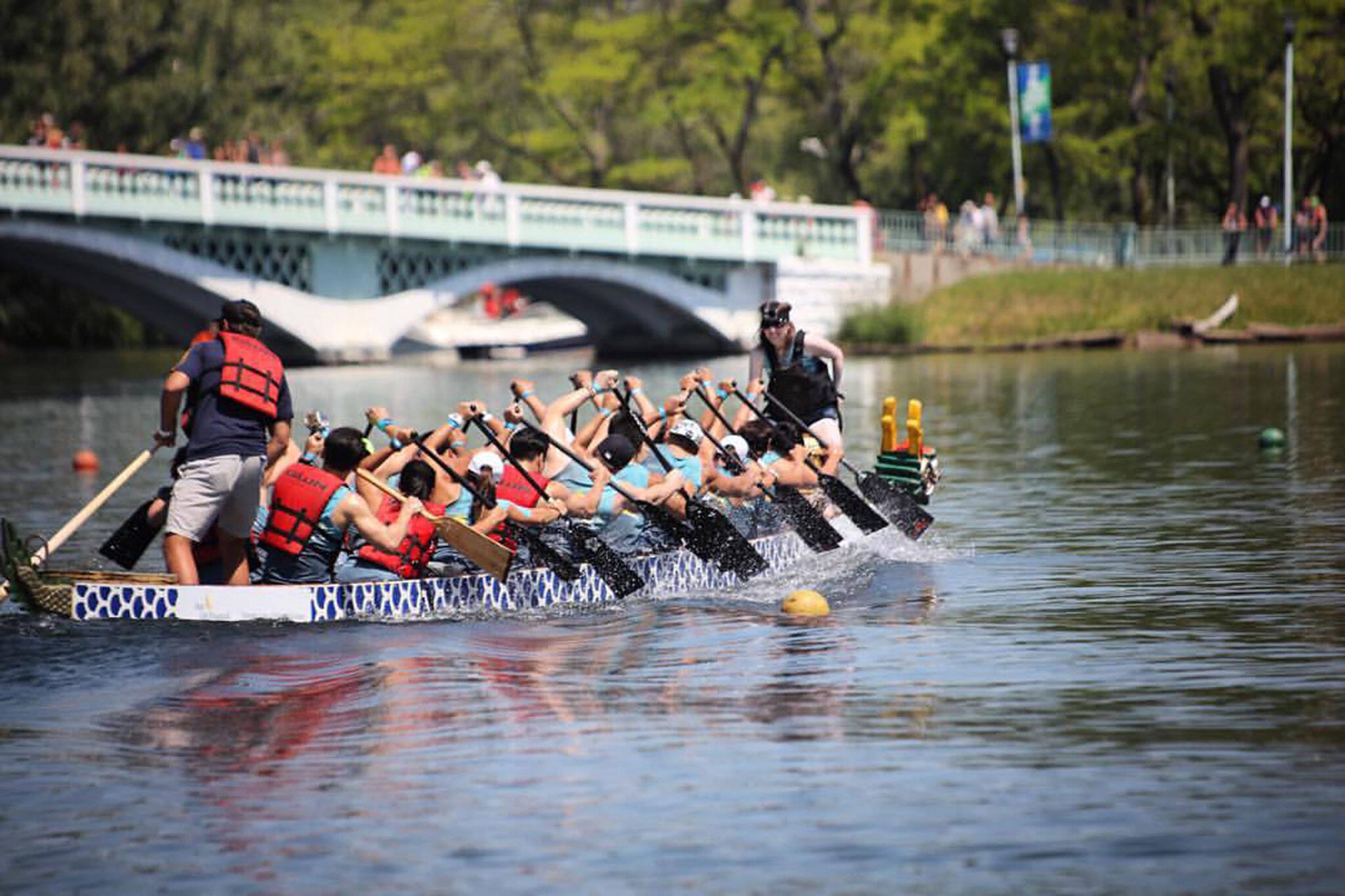 dragon boat festival toronto