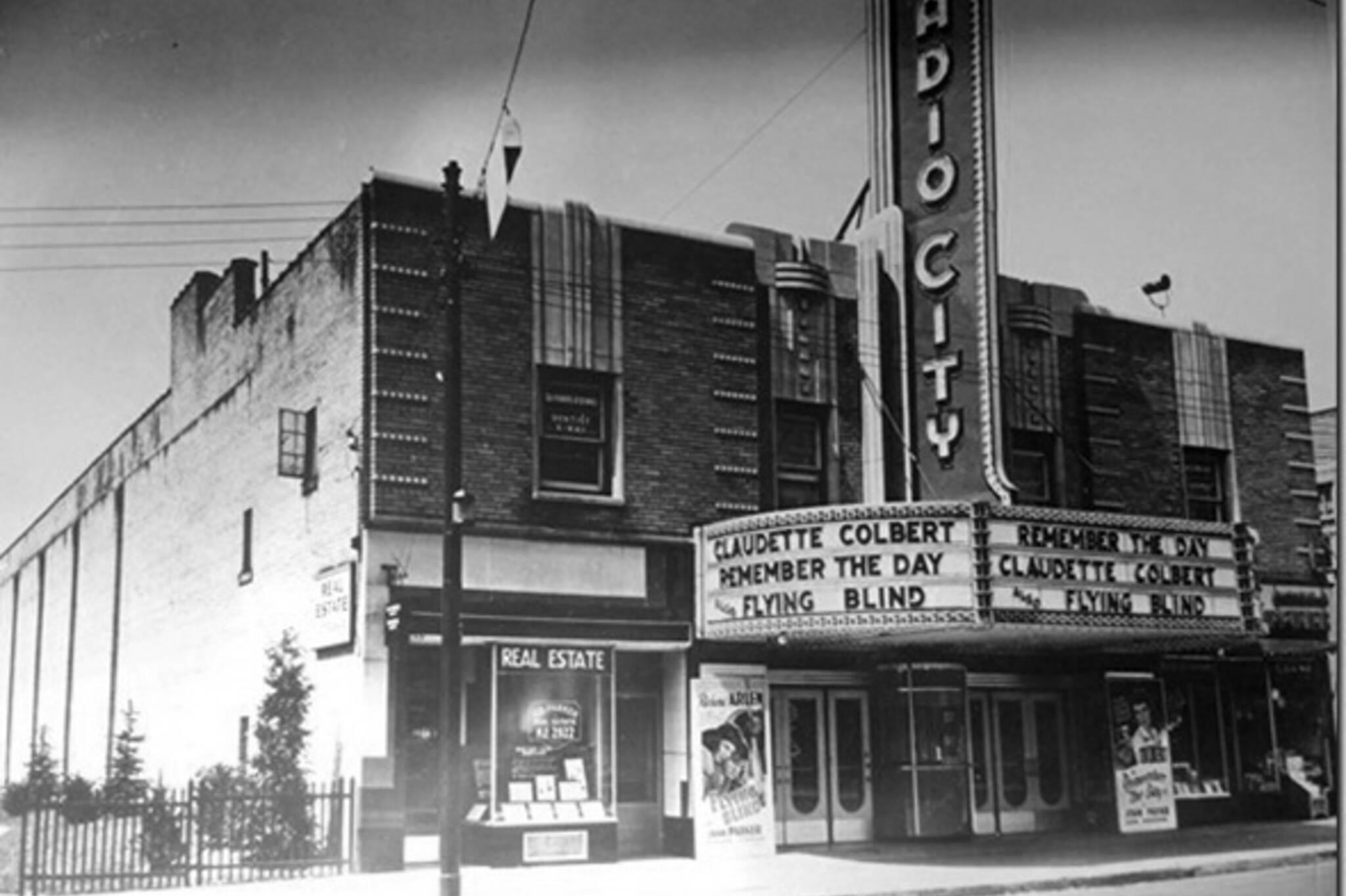 St. Clair West movie theatre