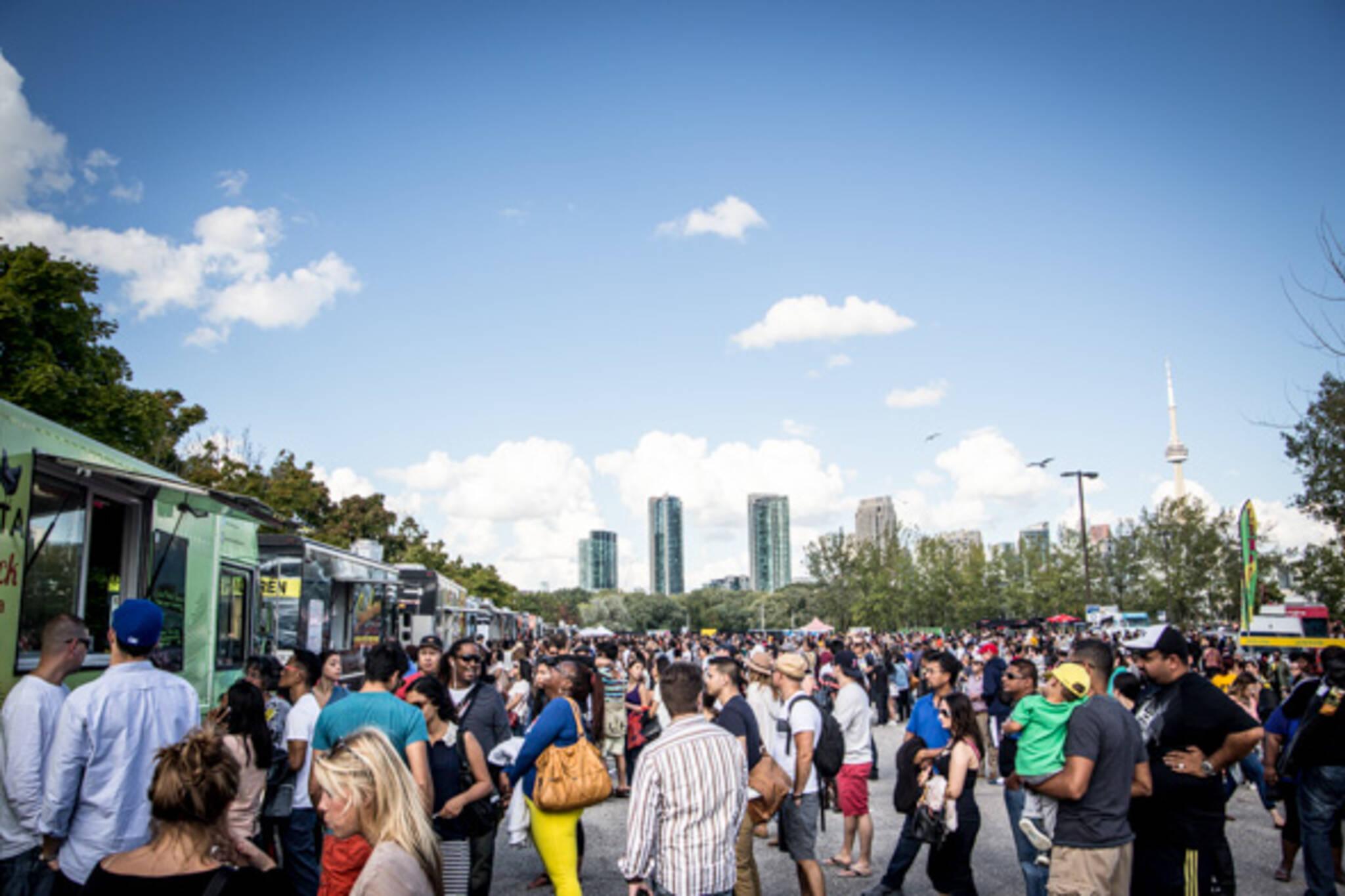 Toronto food festivals