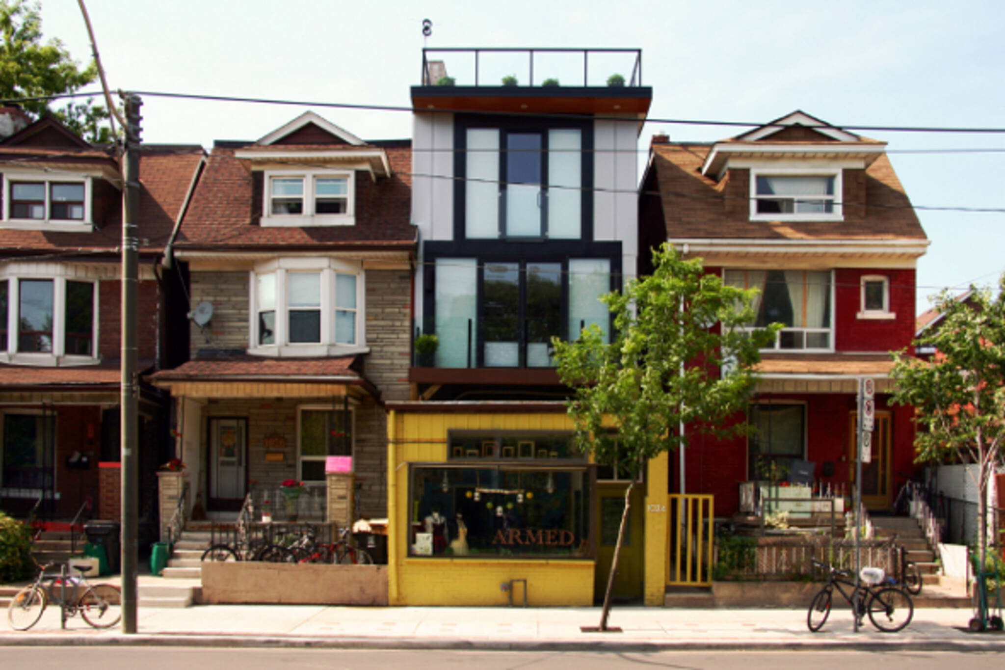 House Toronto
