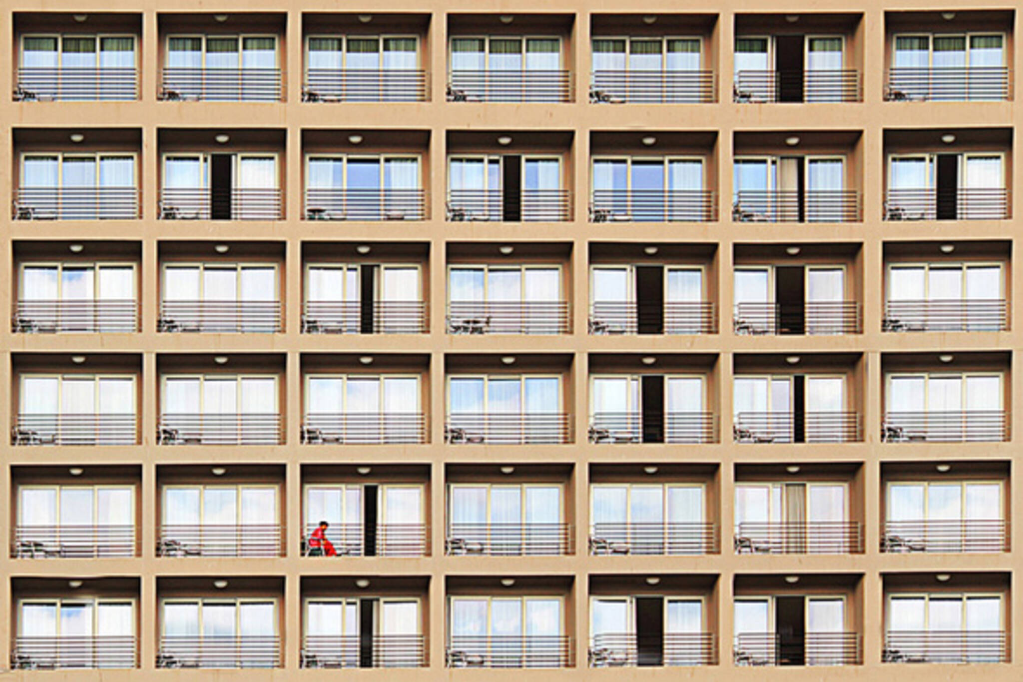 Toronto apartment building