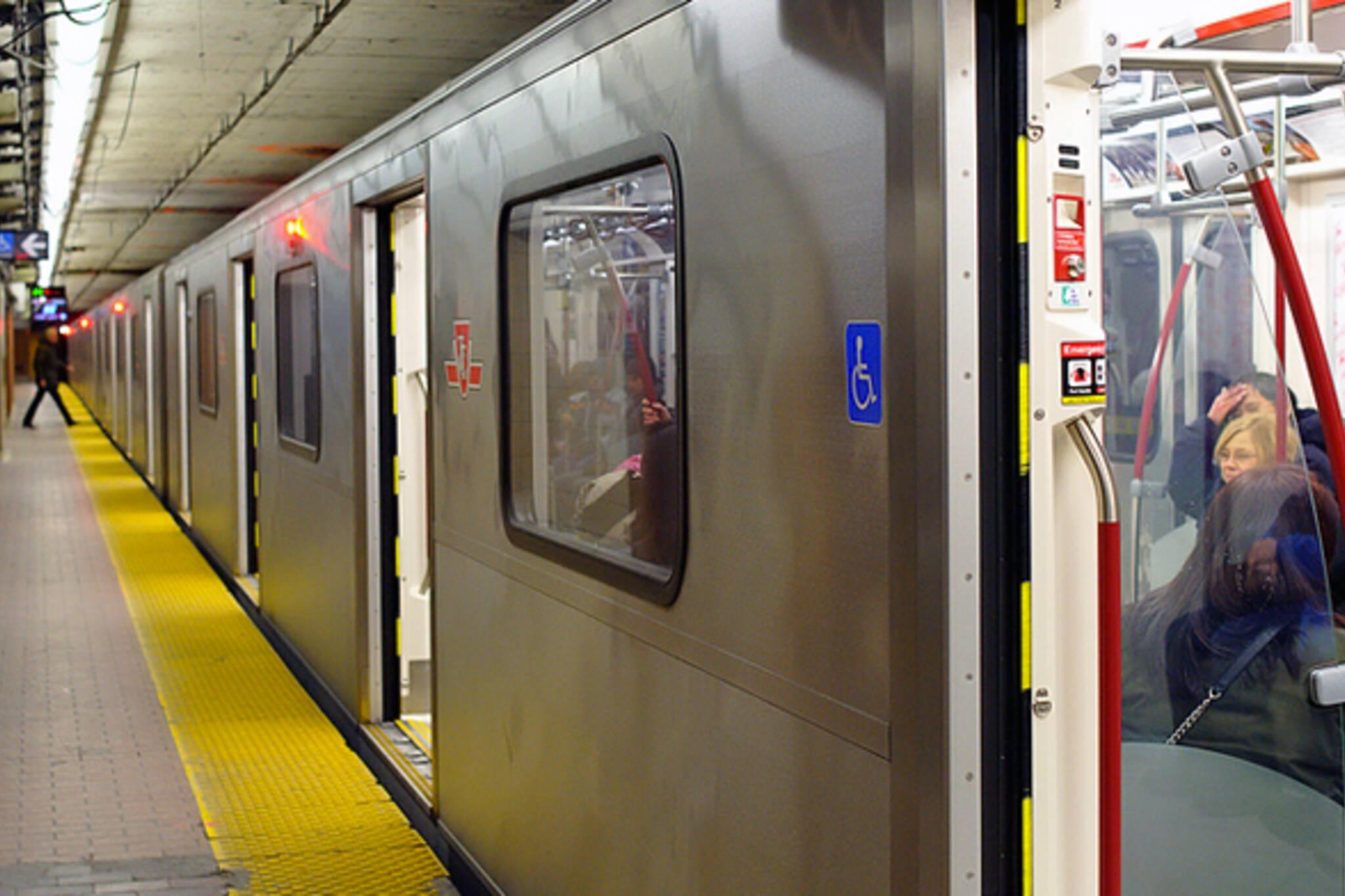 Legacy Fund Toronto transit