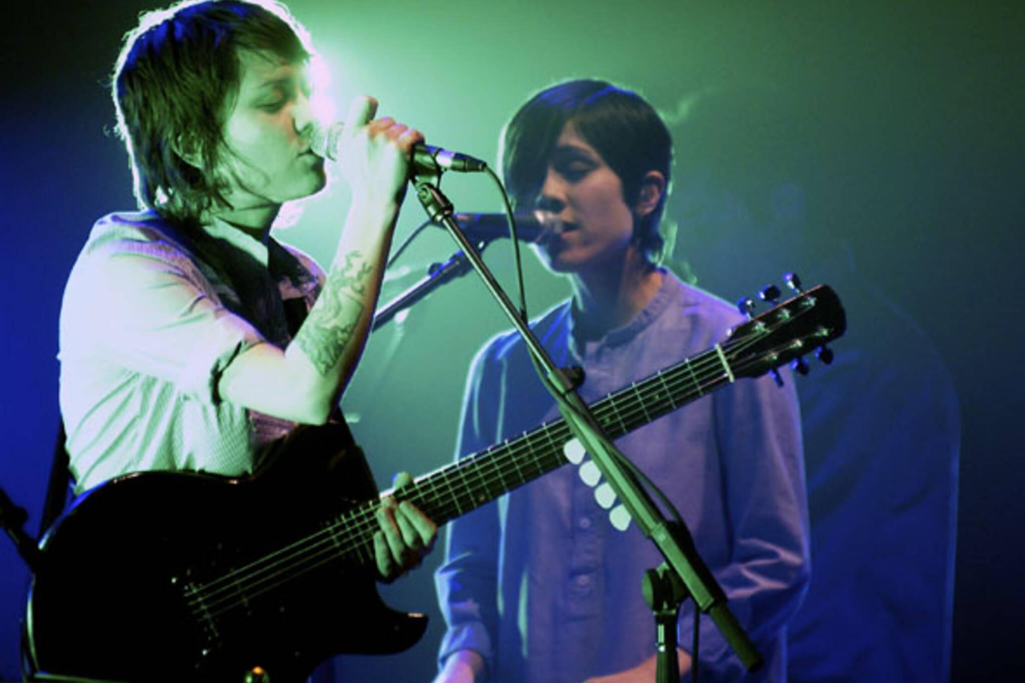 Tegan and Sara at Massey Hall