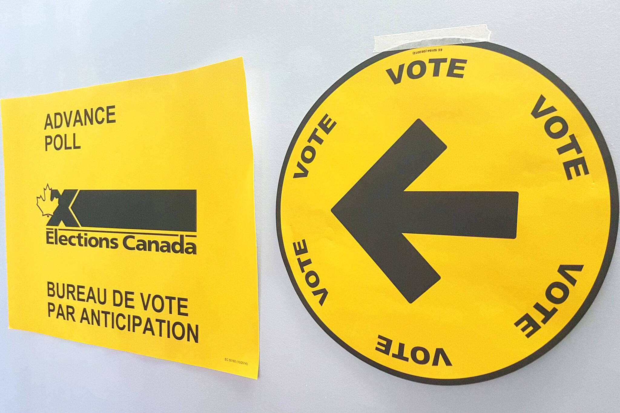 early voting canada