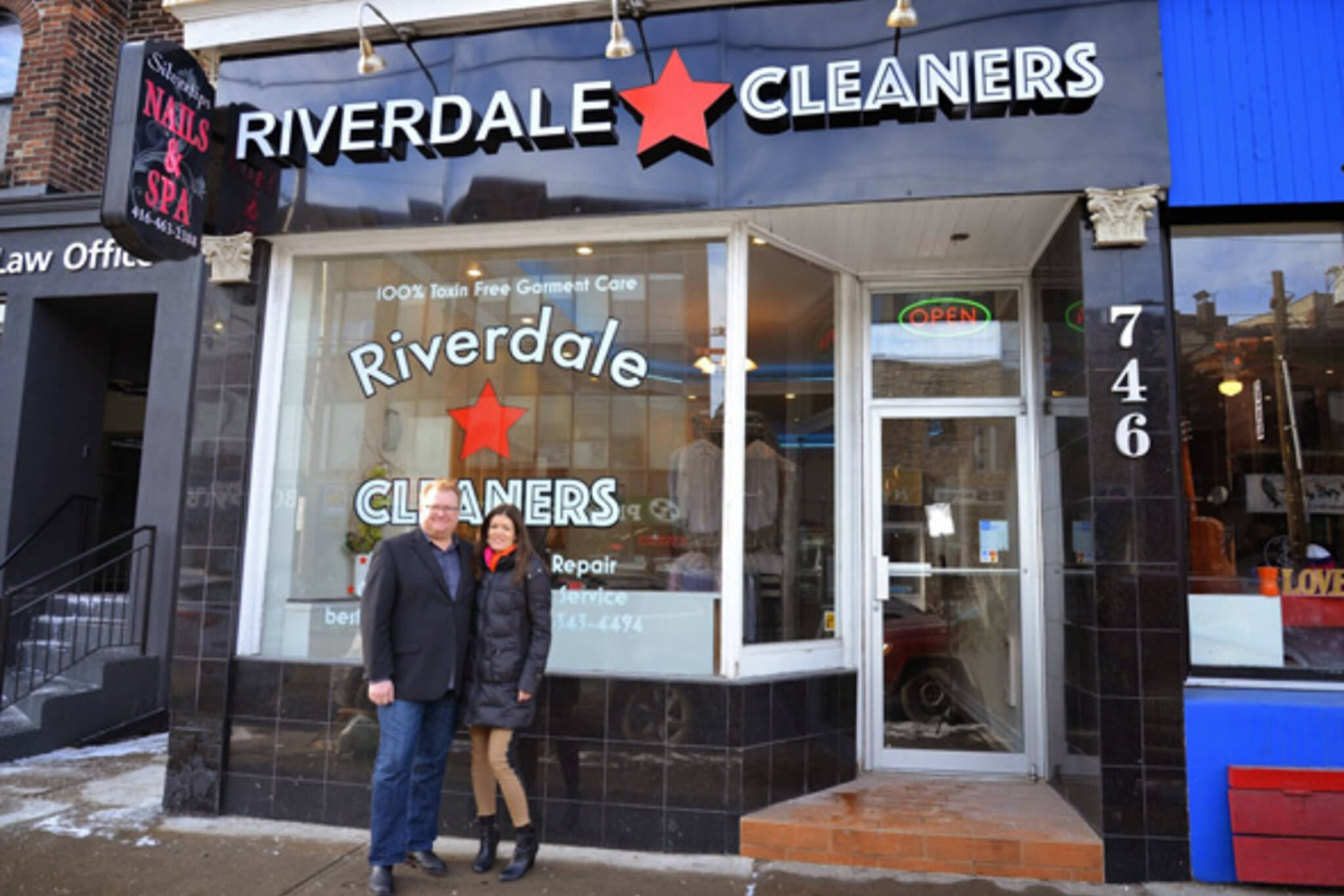 dry cleaners toronto