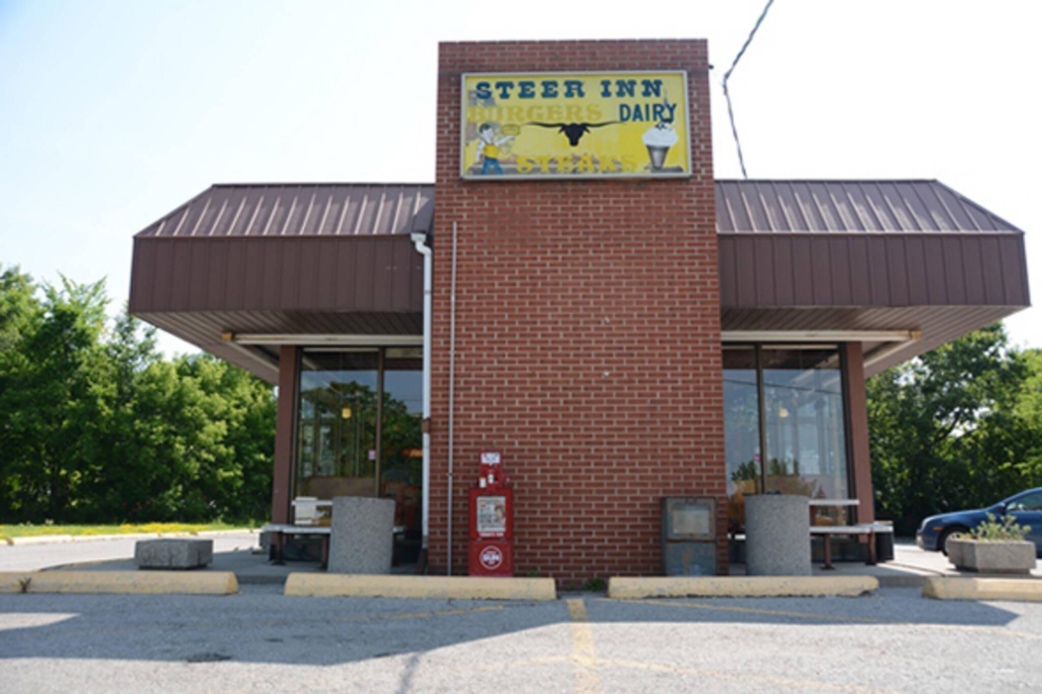 Steer Inn Burgers