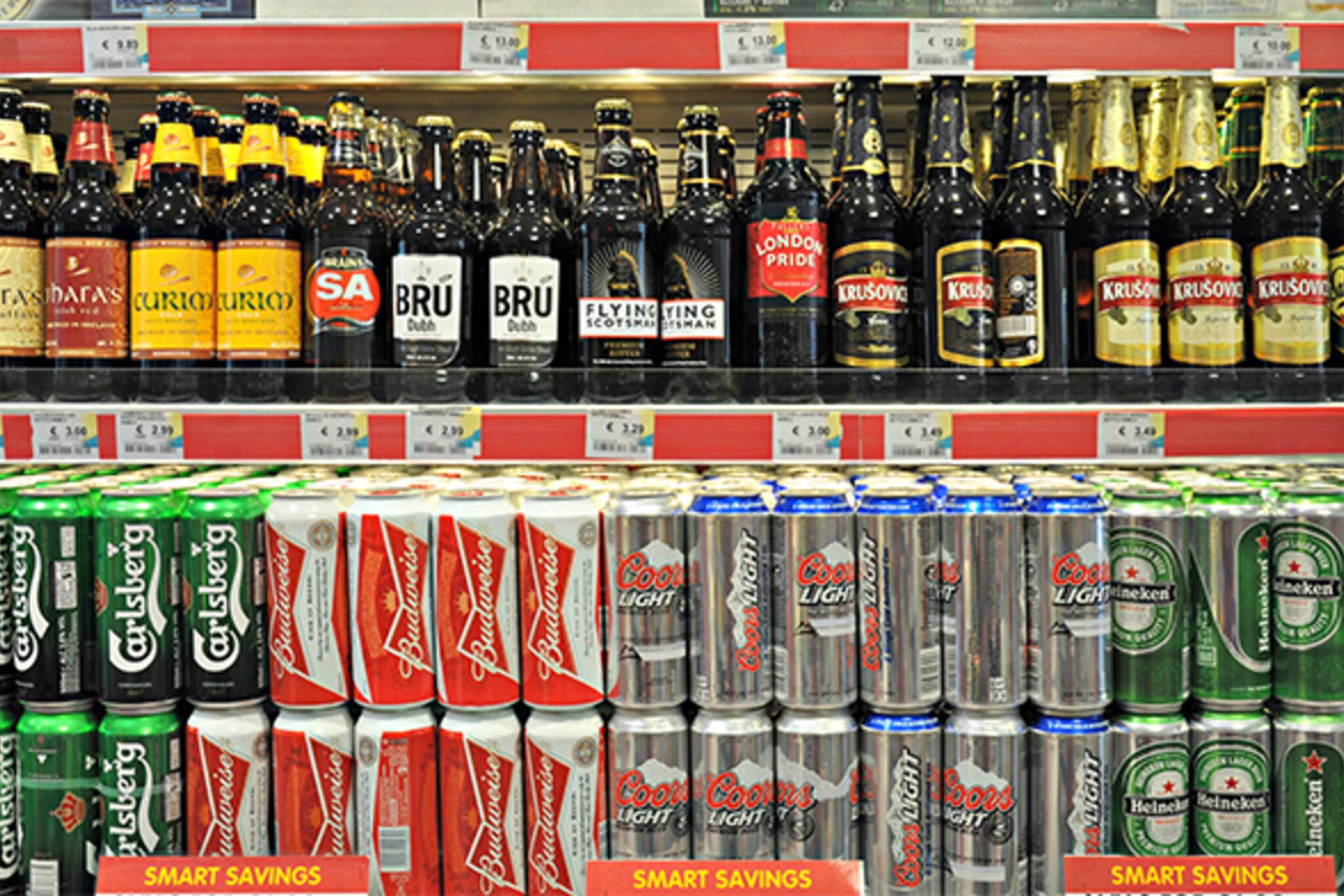 Beer sales grocery toronto