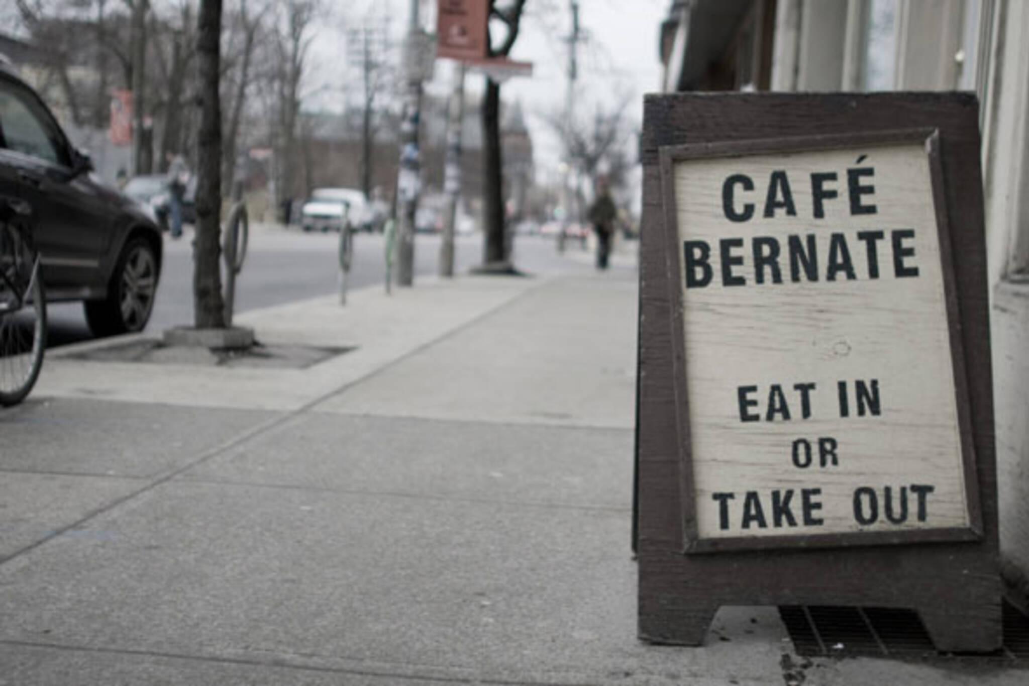 Ossington Cafe