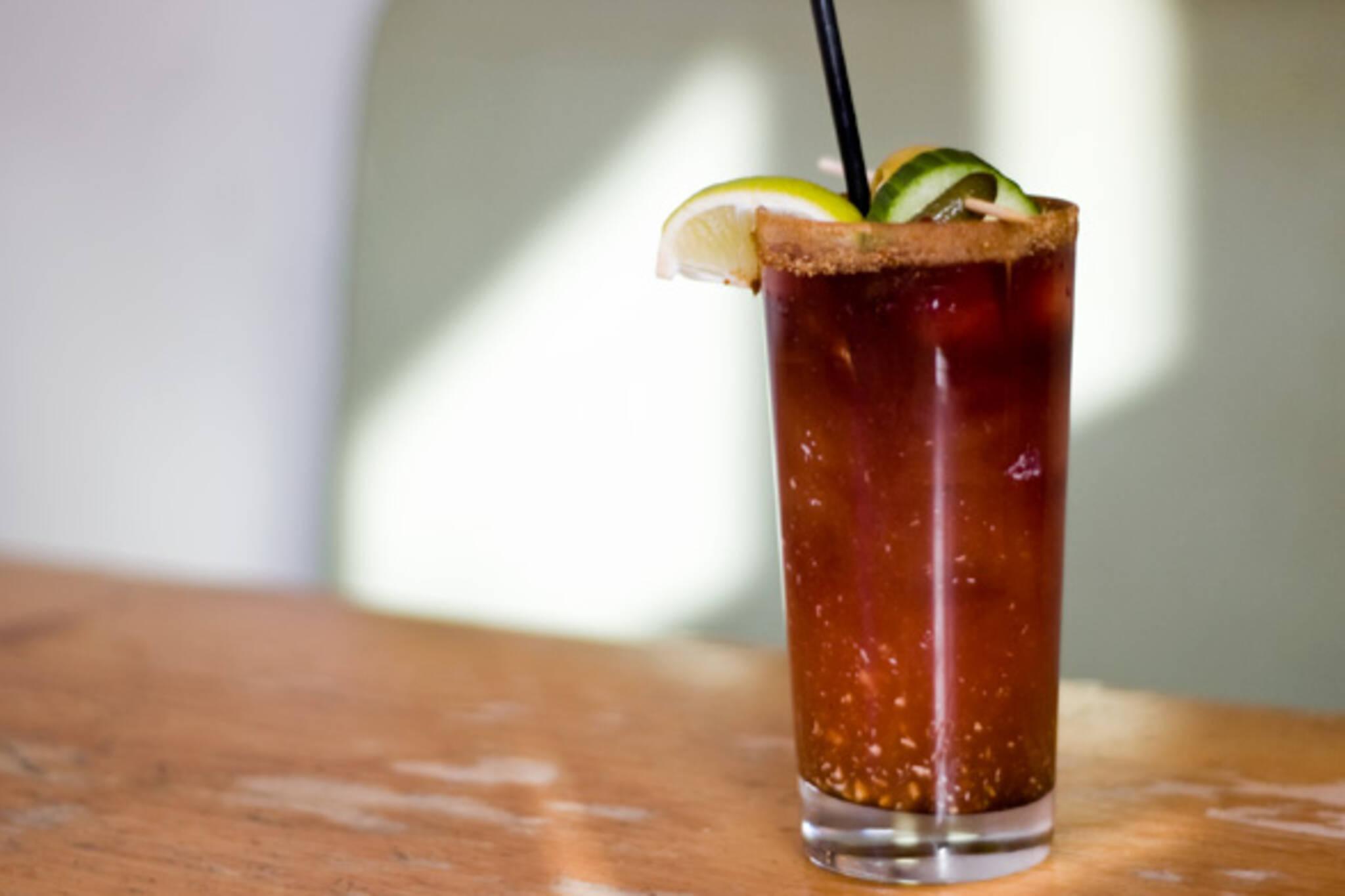Red Wine Caesar