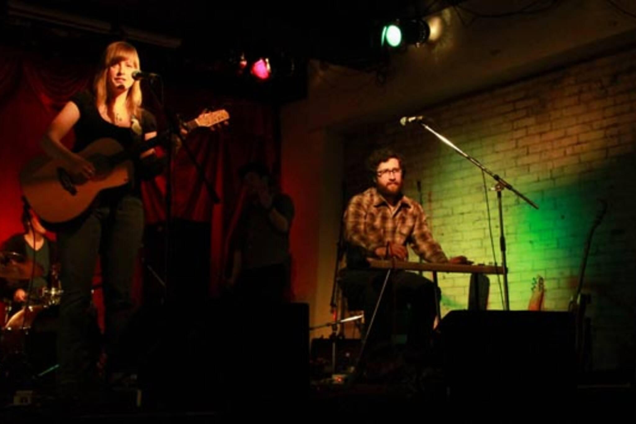Julie Fader Live Toronto