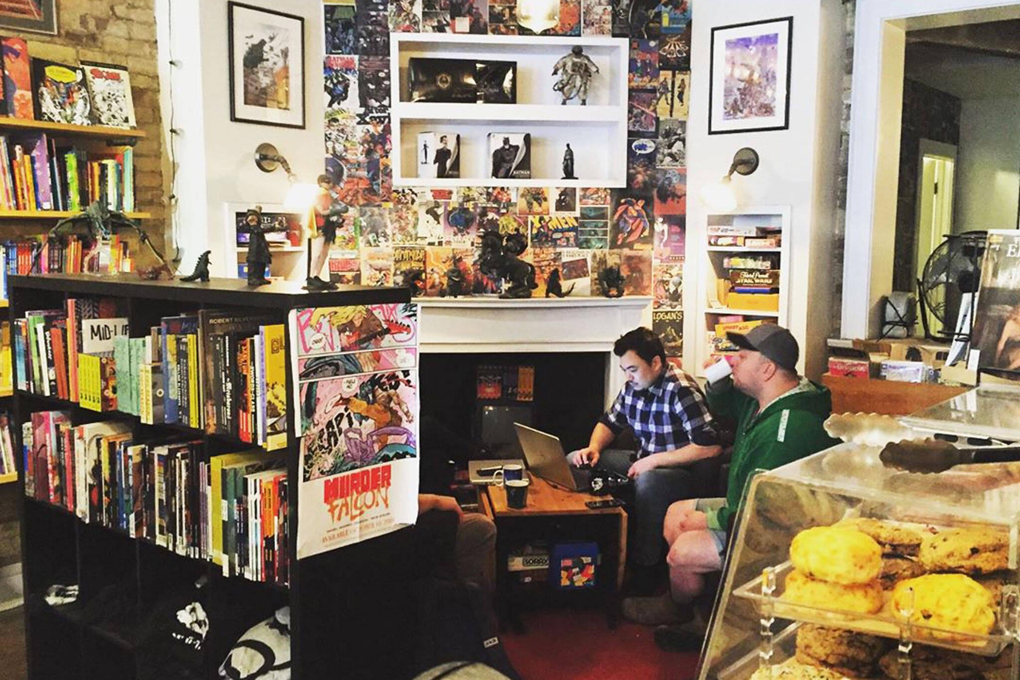 comic book embassy toronto